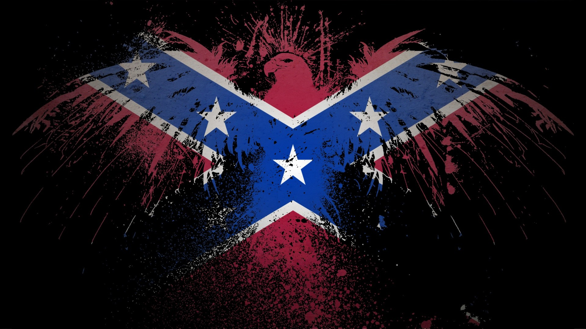 1920x1080 Rebel Flag Desktop Wallpaper 1920X1080
