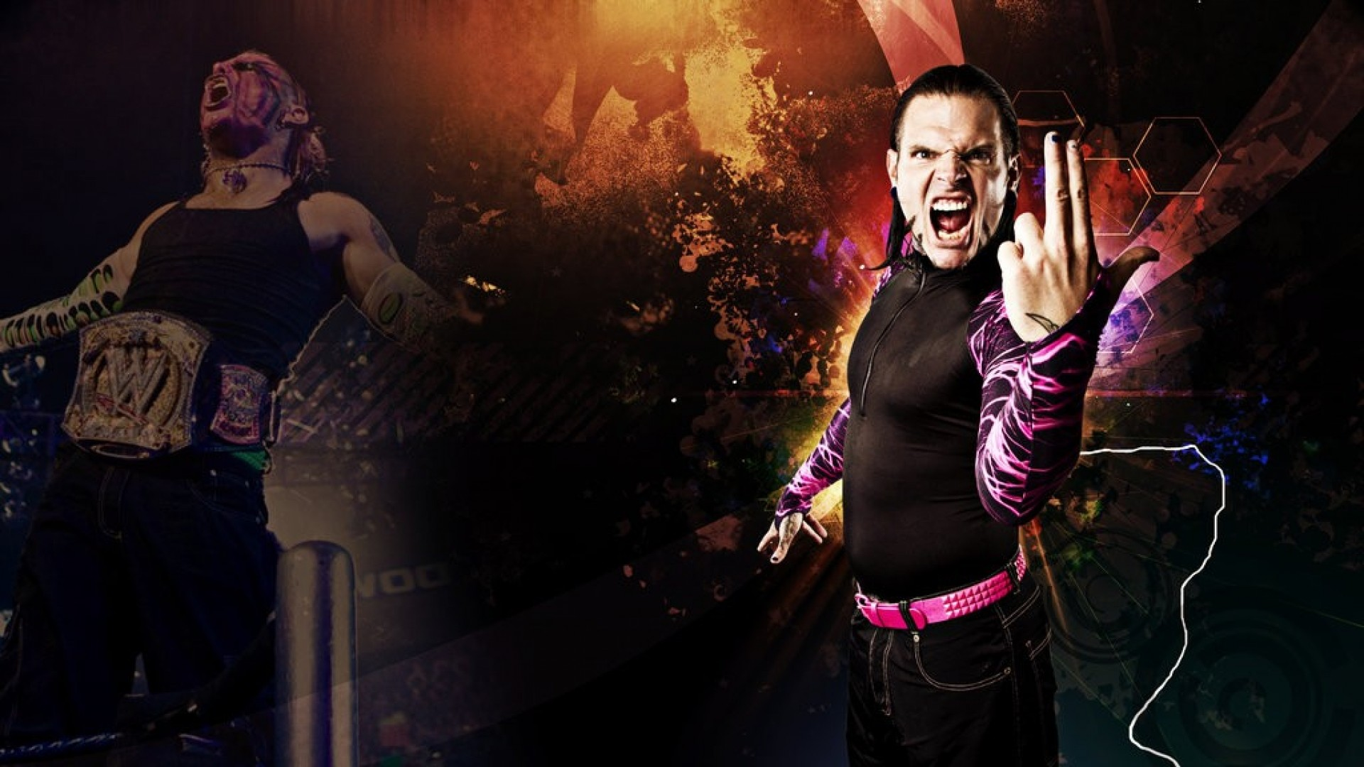 Jeff hardy wallpaper 73 images 1920x1080 jeff hardy wwe superstar hd wallpaper wide voltagebd Image collections
