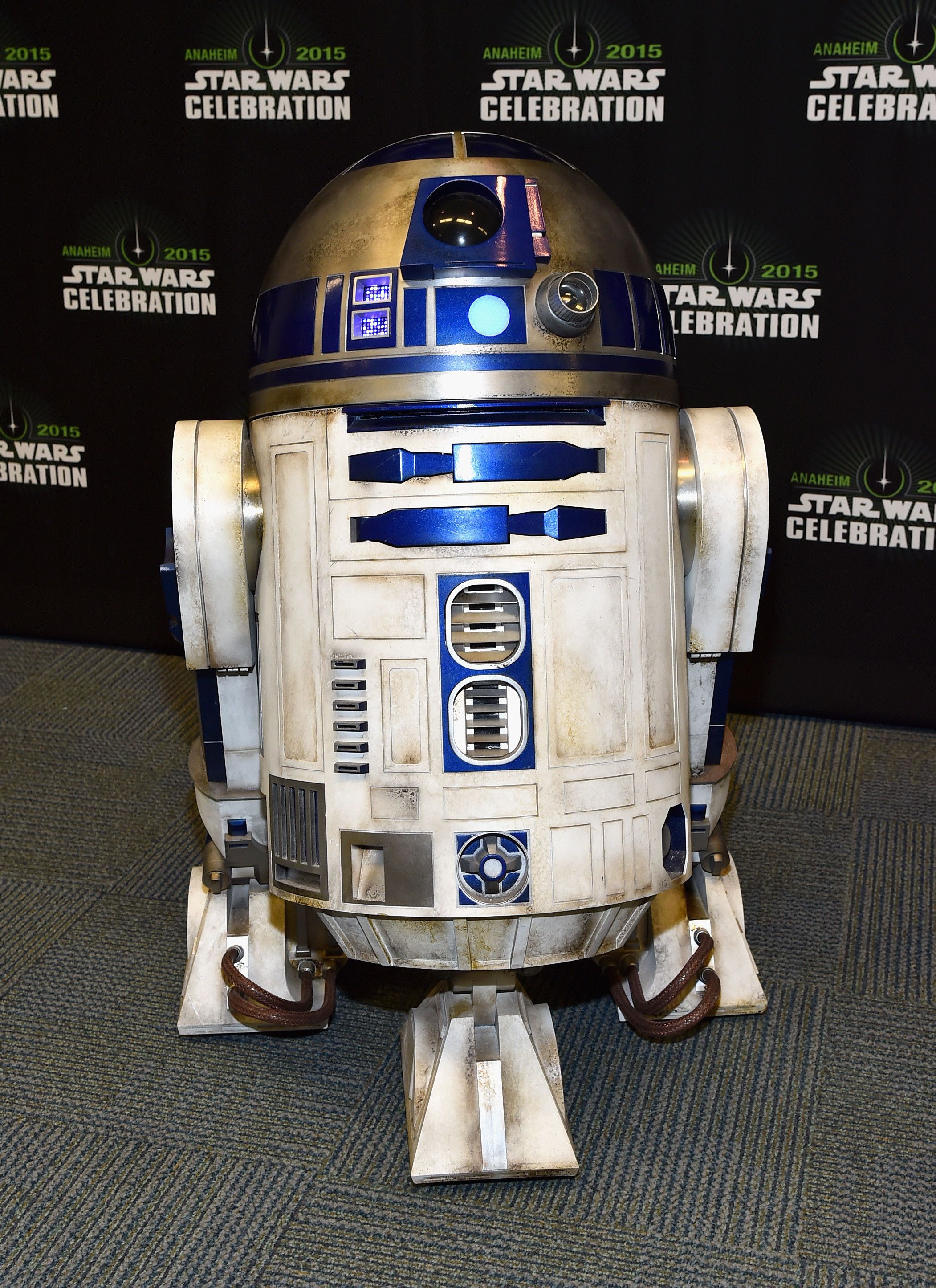 2102x2892 Star Wars images R2D2 at The Star Wars Celebration HD wallpaper and  background photos