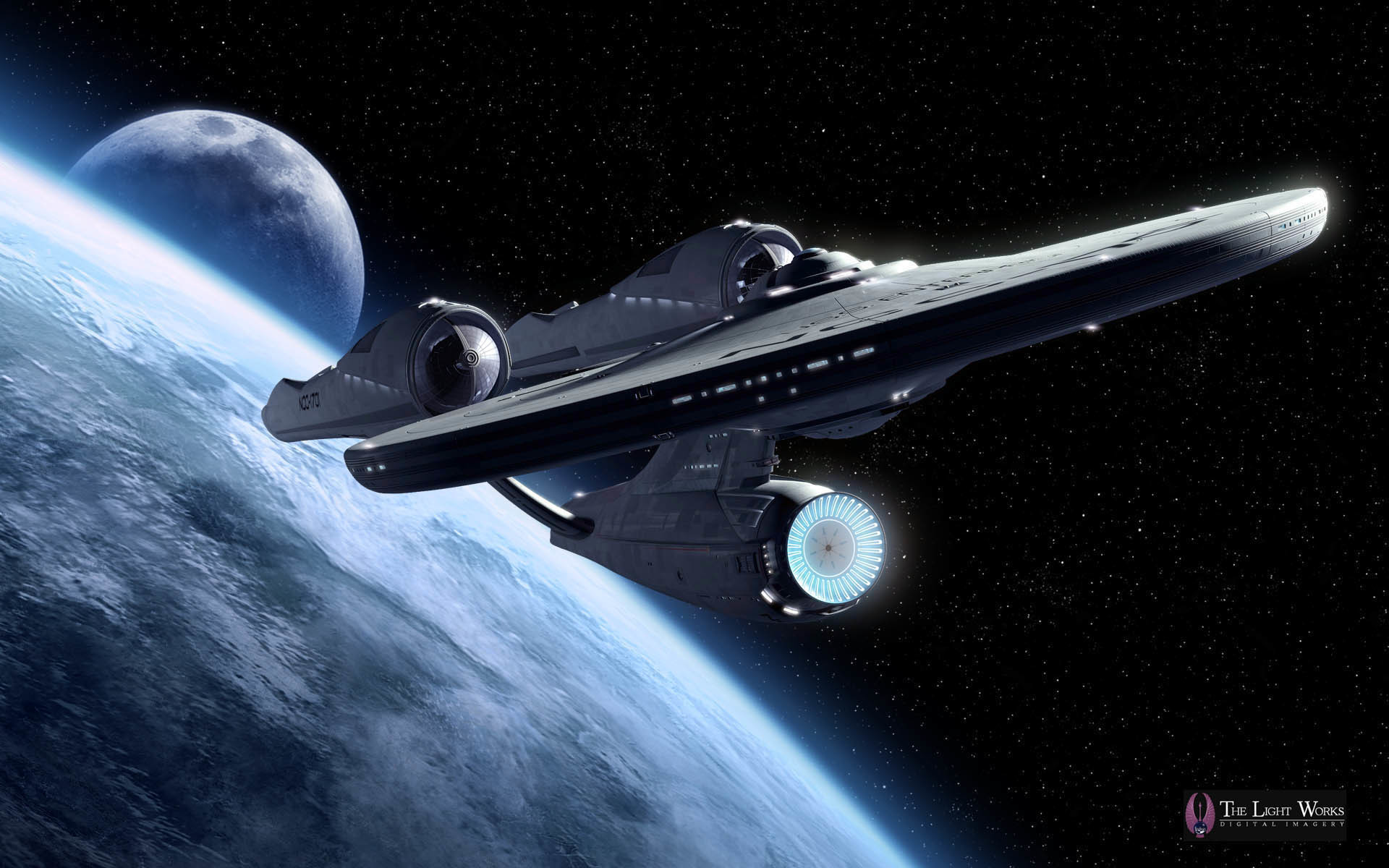 1920x1200 First Look at Tobias Richter's Star Trek Movie USS Enterprise .
