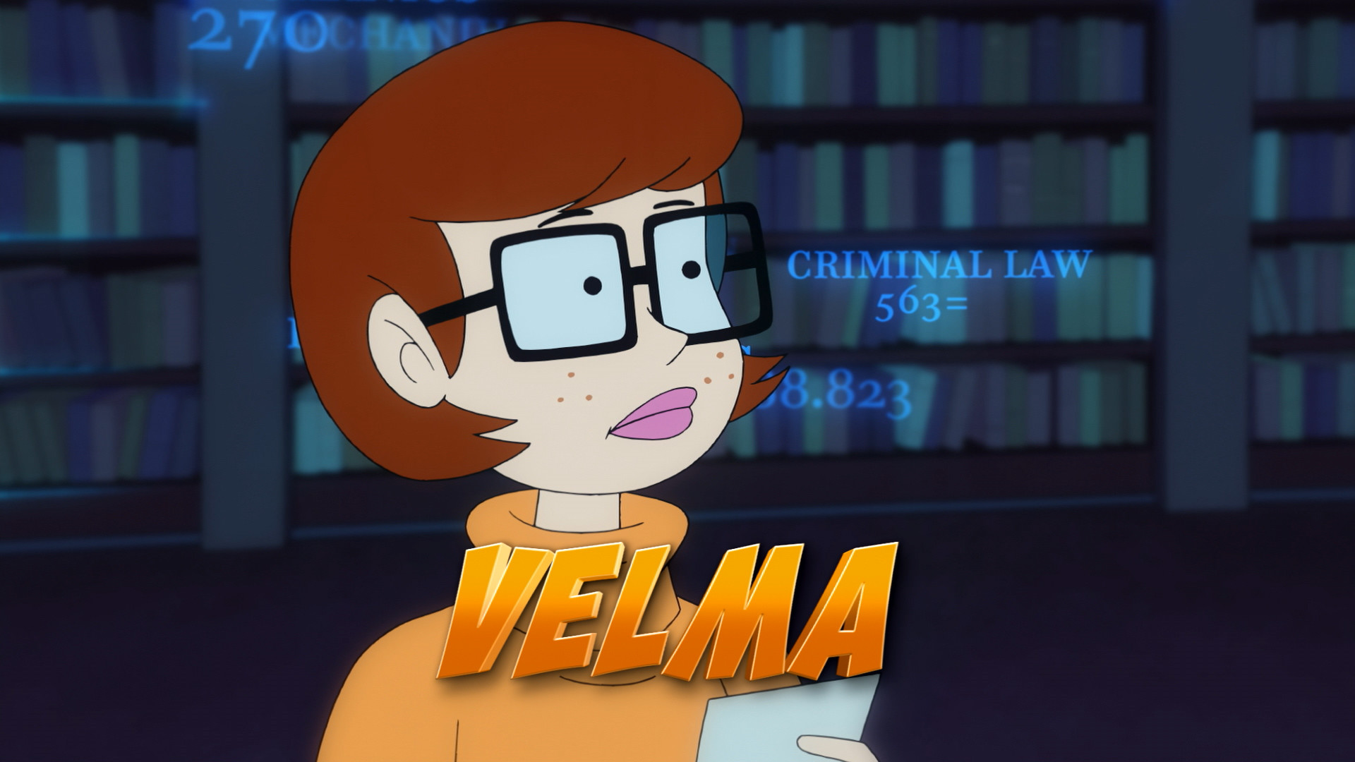 1920x1080 Velma - Be Cool, Scooby-Doo!
