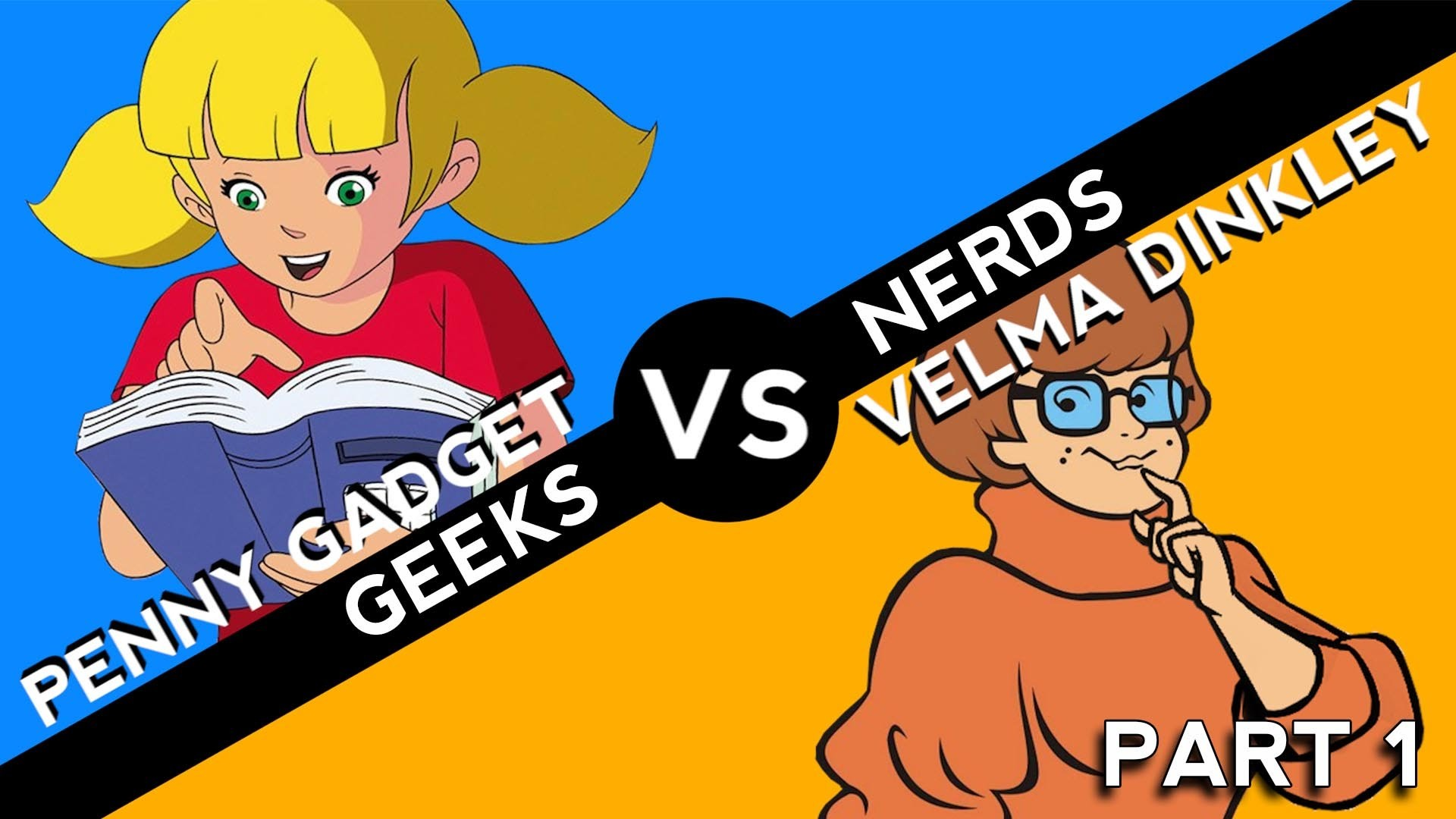 1920x1080 Penny Gadget vs Velma Dinkley: Detectives Traveling with Stupid Companions  (Part 1) - YouTube