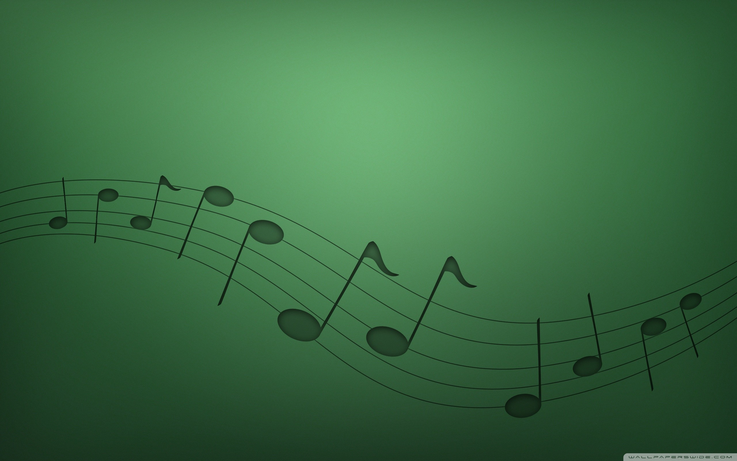 2560x1600  Music Notes wallpaper. Â«Â«