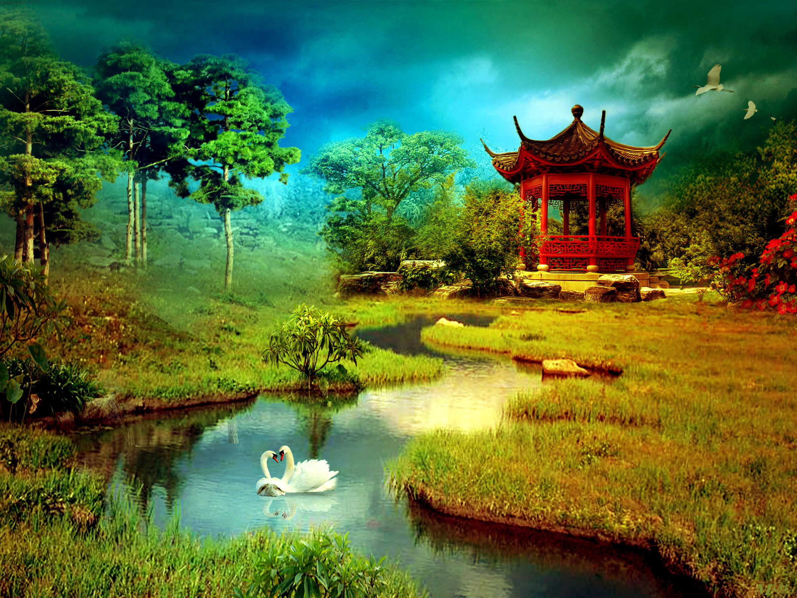 Virtual Wallpapers Desktop 47 Images