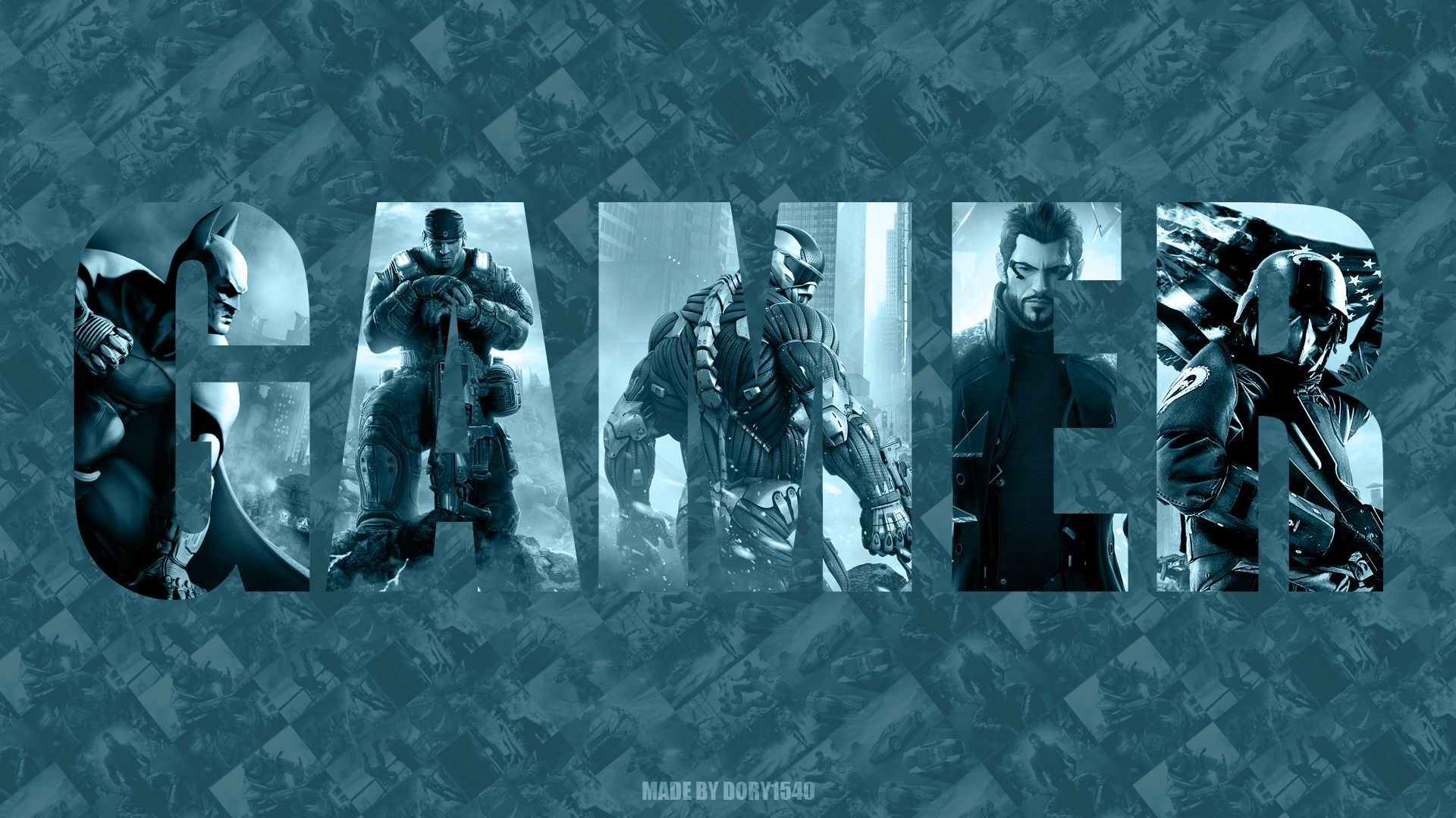 Awesome Gaming Wallpapers Hd 84 Images