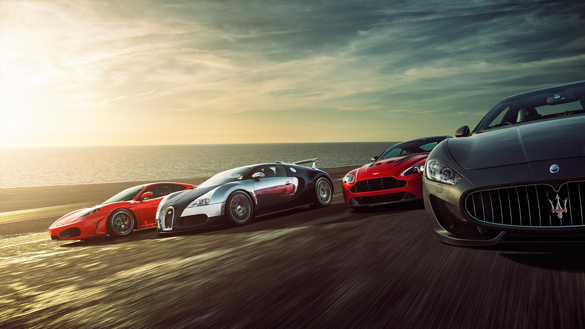 Amazing 1920x1080 Super Sports Cars