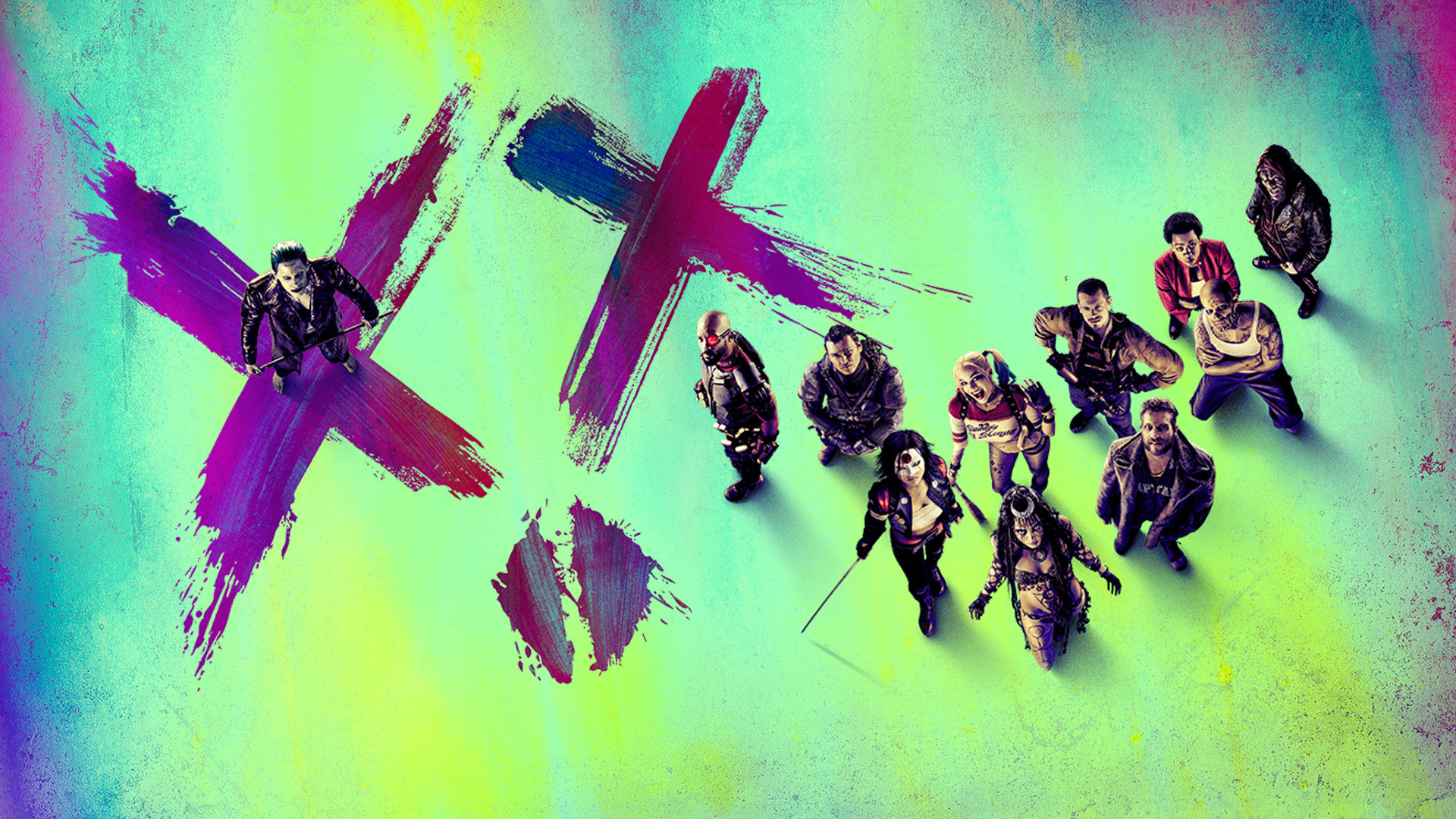 1920x1080 Suicide Squad Full HD Wallpaper