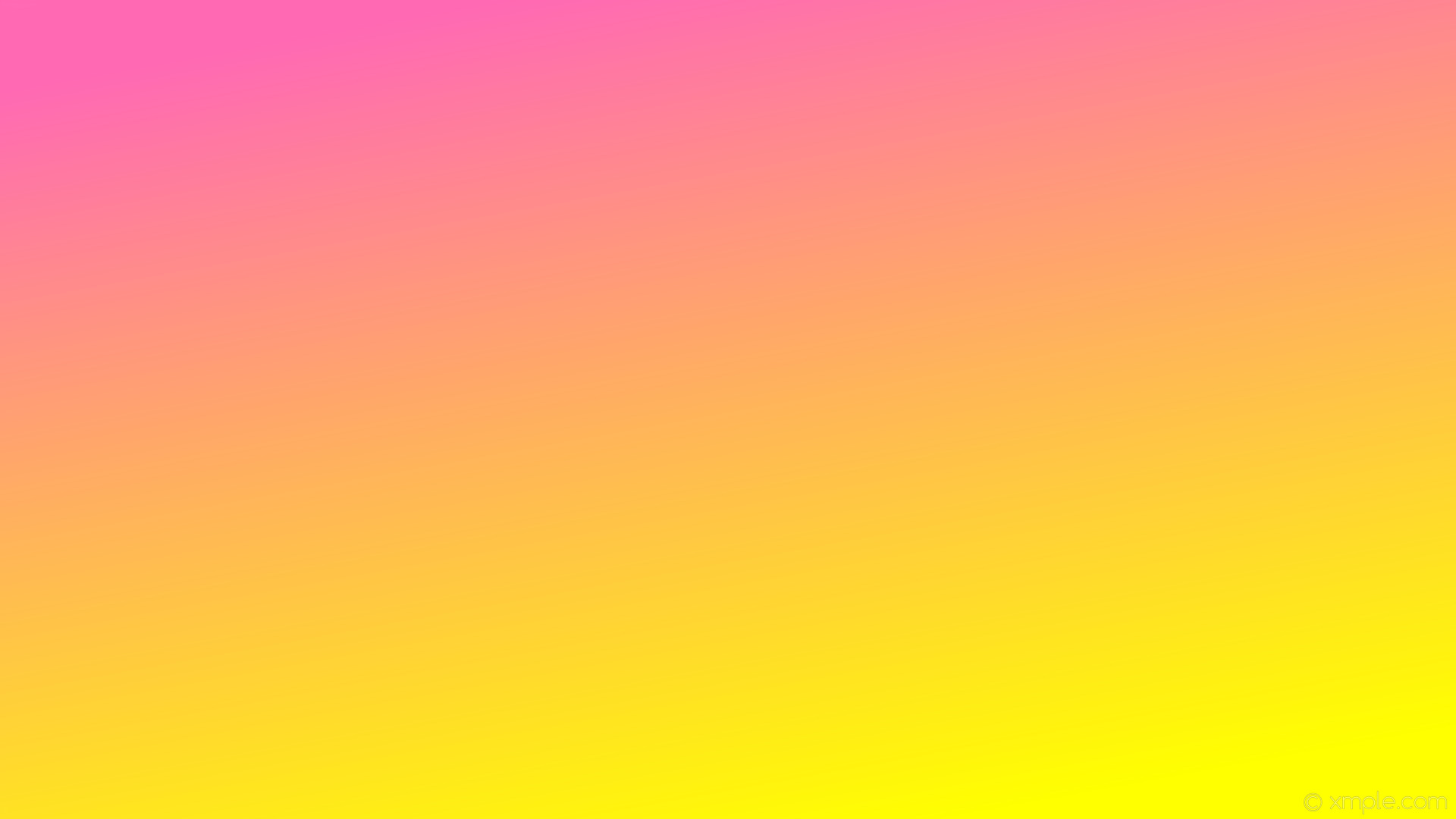 Pink And Yellow Remar