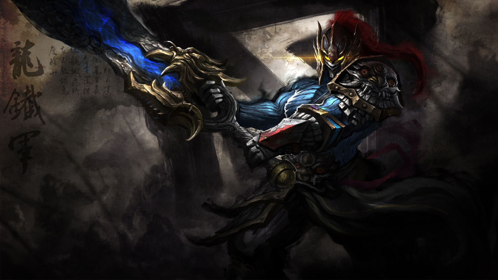 1920x1080 Elegant Sven Art Dota 2 Hd Wallpapers