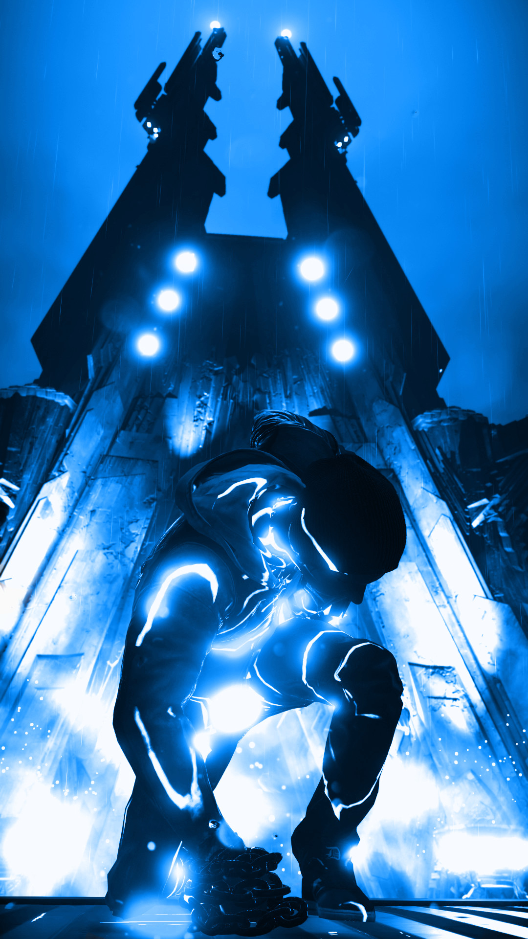 Neon Blue Wallpaper 69 Images