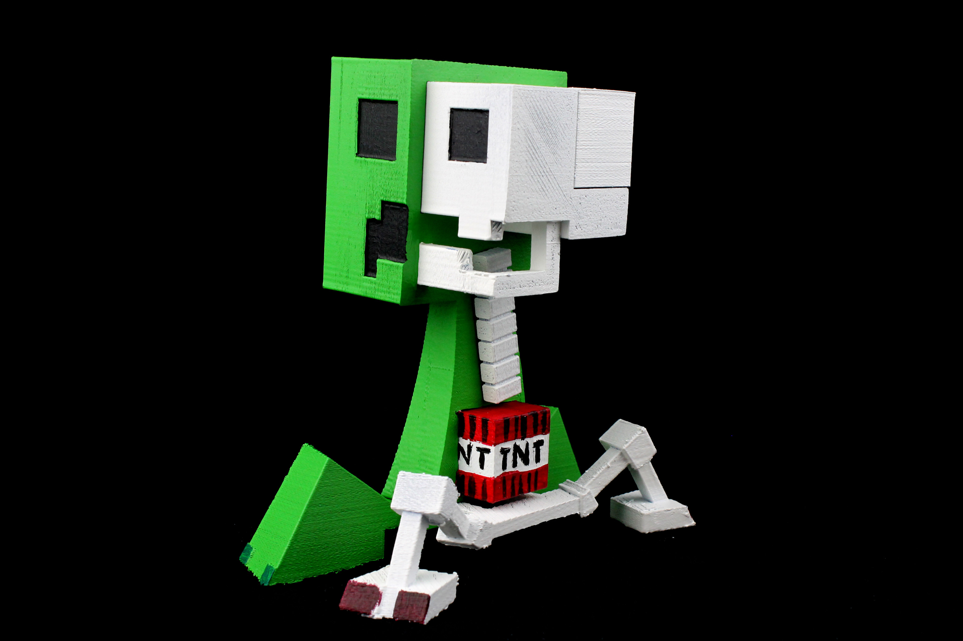 3088x2056 Minecraft creeper anatomy wallpapers