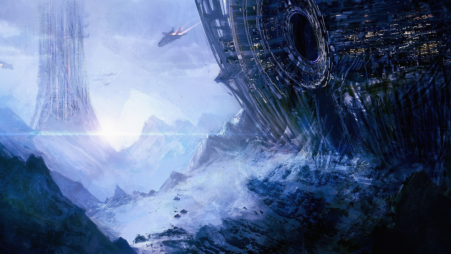 Fantasy space wallpapers 71 images - Art wallpaper hd for mobile ...