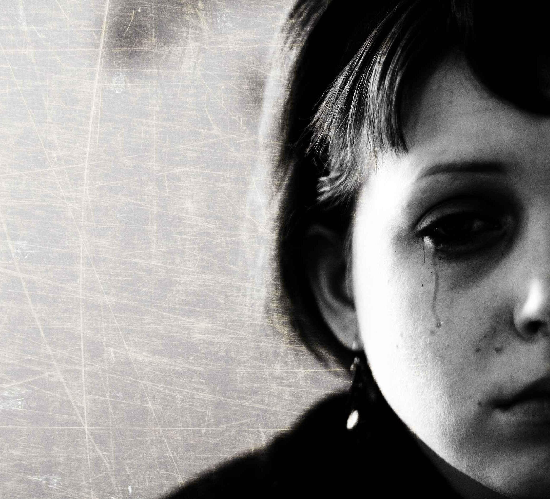 Hd Sad Wallpapers: Sad Face Wallpapers (54+ Images