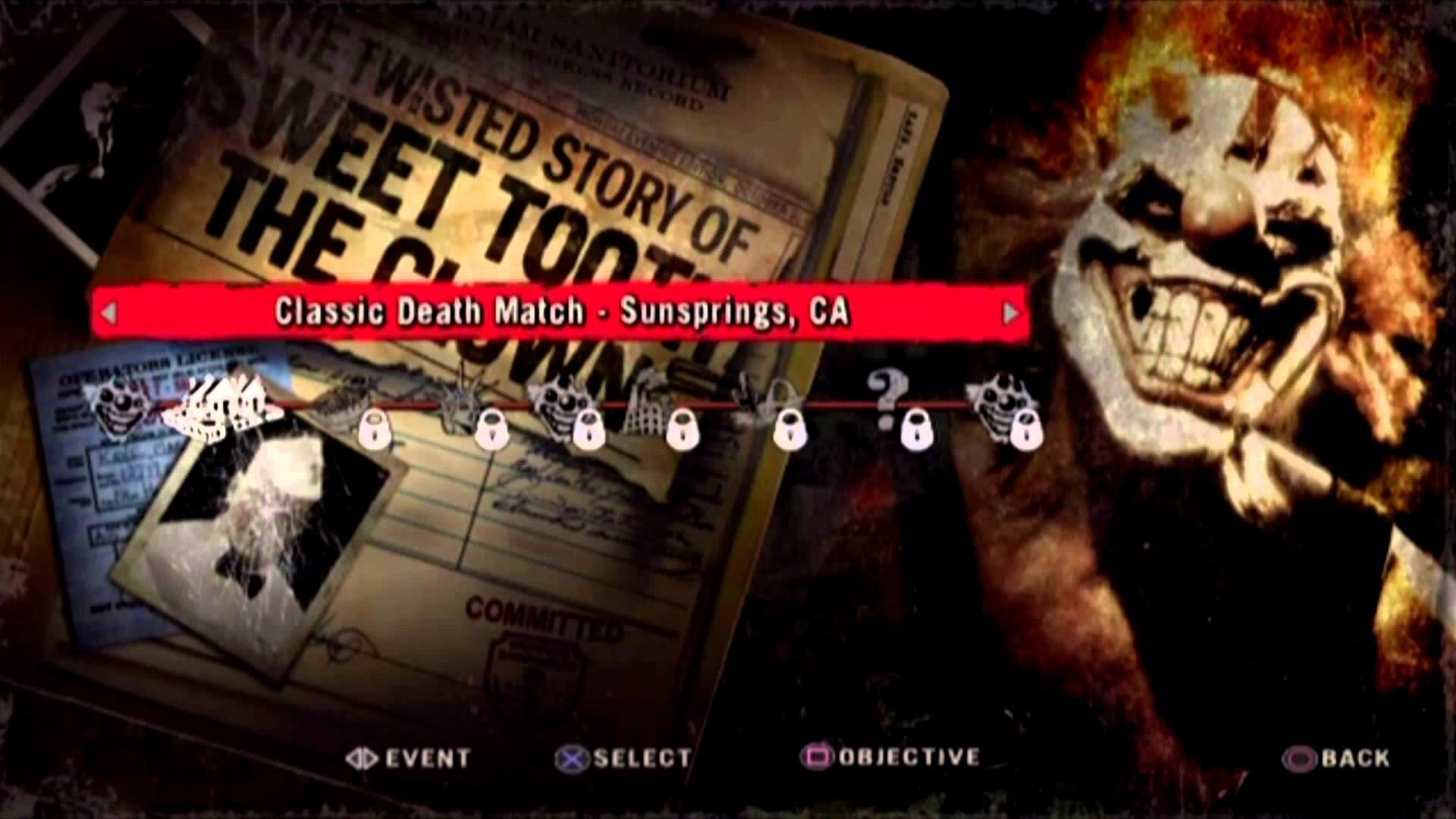 1920x1080 TWISTED METAL: The Twisted Fate of Sweet Tooth the Clown 001
