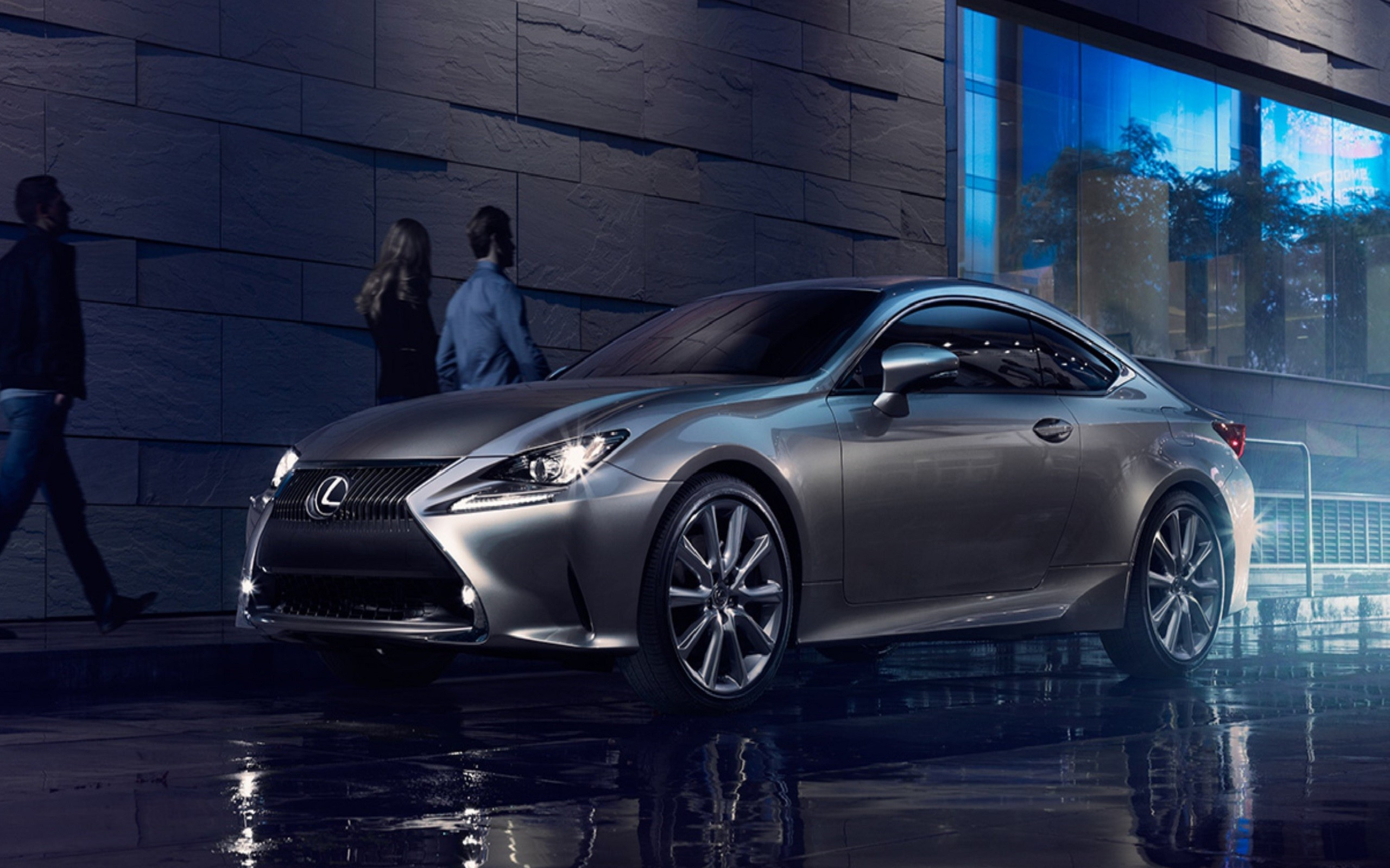 2560x1600 RC Coupe Background HD Wallpaper, Lexus, Hd Car Images, Tuning, Tires,