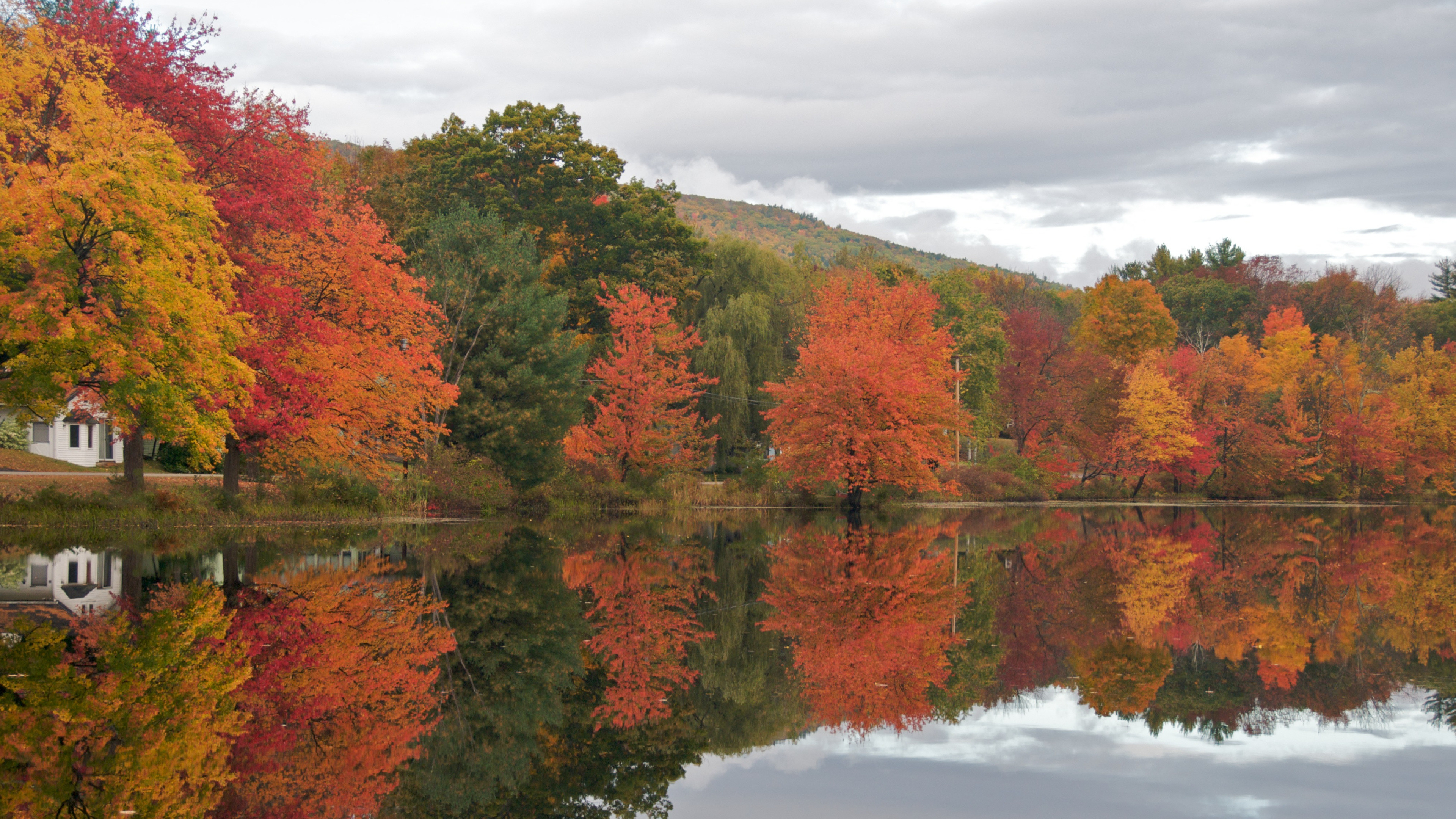 New england fall wallpaper 36 images 3840x2160 fall in new england wallpaper voltagebd Image collections