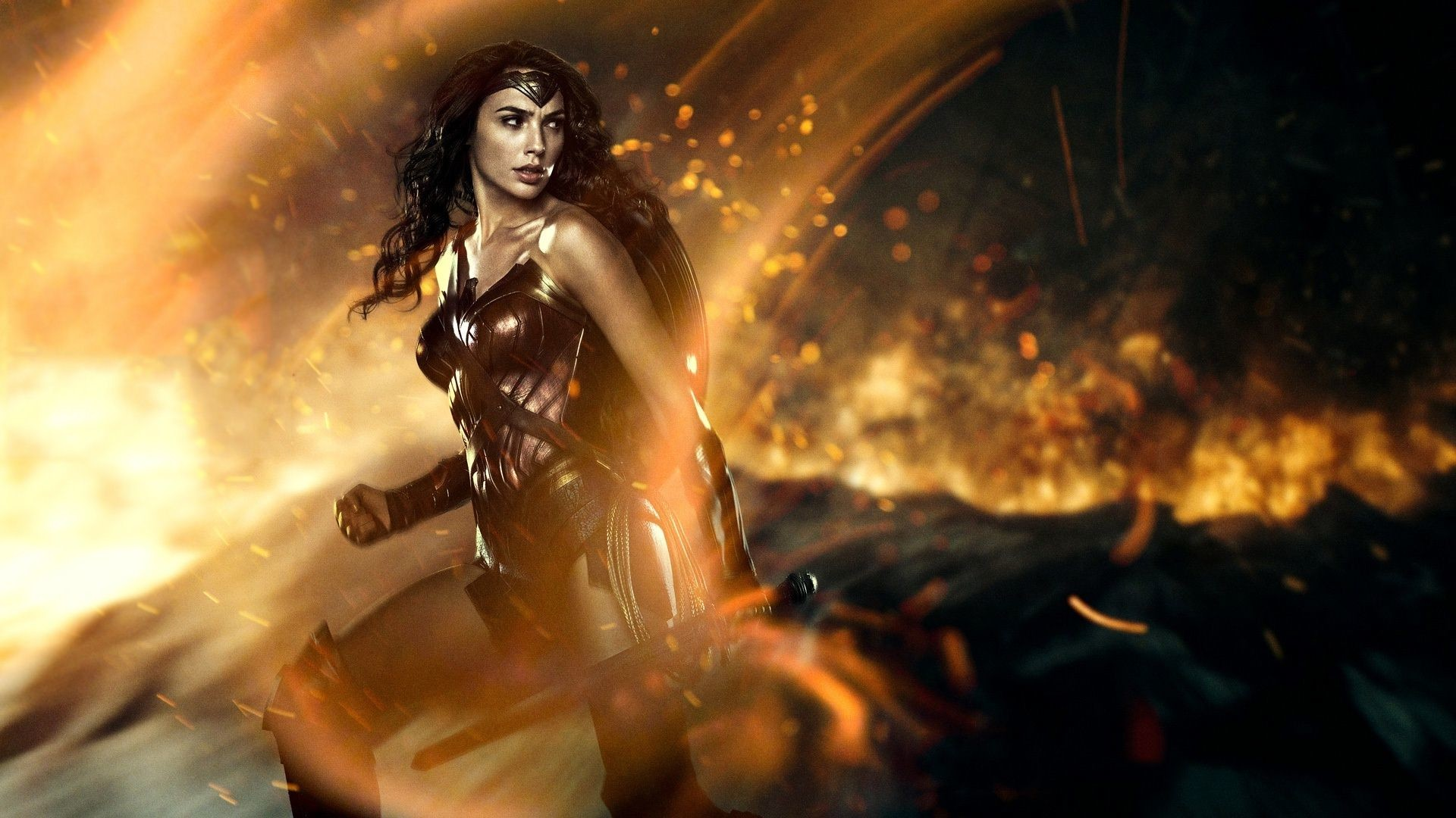 2017 Wonder Woman 4k Hd Movies 4k Wallpapers Images: Wonderwoman Wallpaper (69+ Images