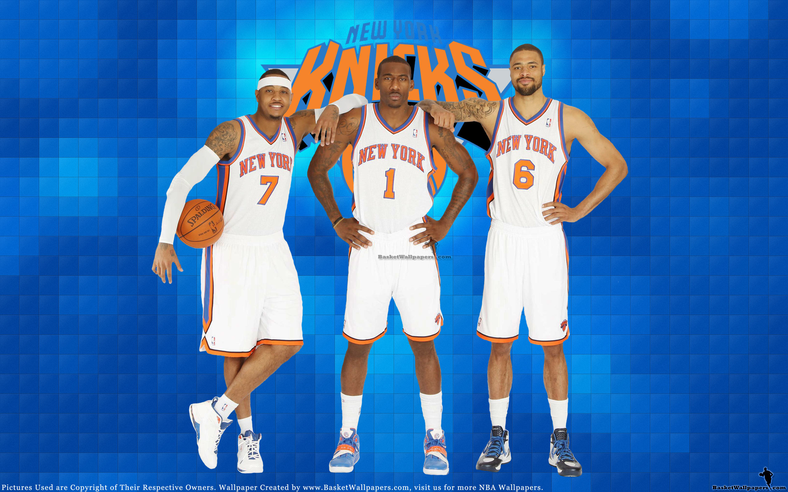 2560x1600 New York Knicks 2017 Wallpapers Hd Resolution On High Resolution Wallpaper