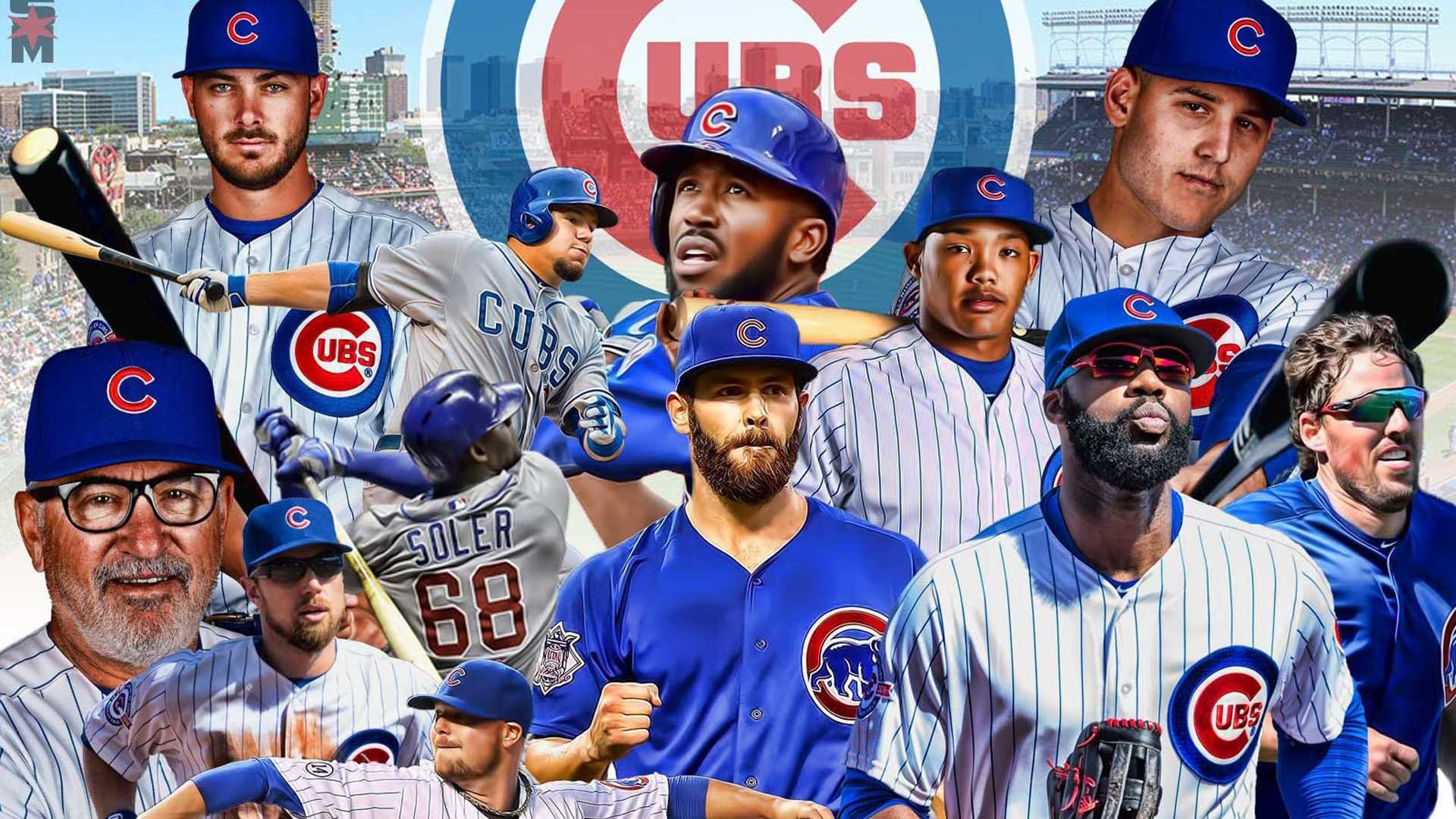 1920x1080 Cubs to try the repeat. Photo by http://wallsdesk.com