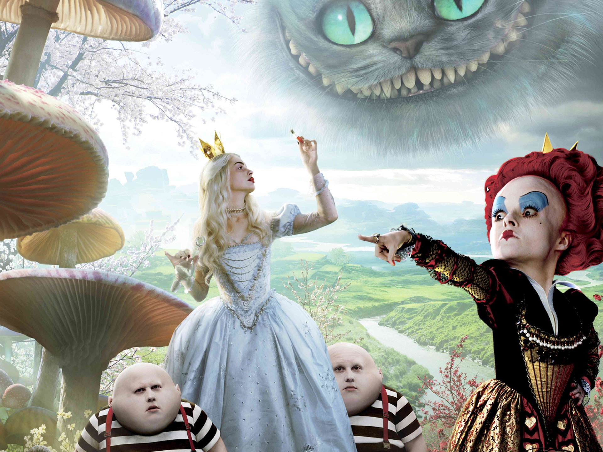 Alice in Wonderland HD Wallpapers (69+ images)