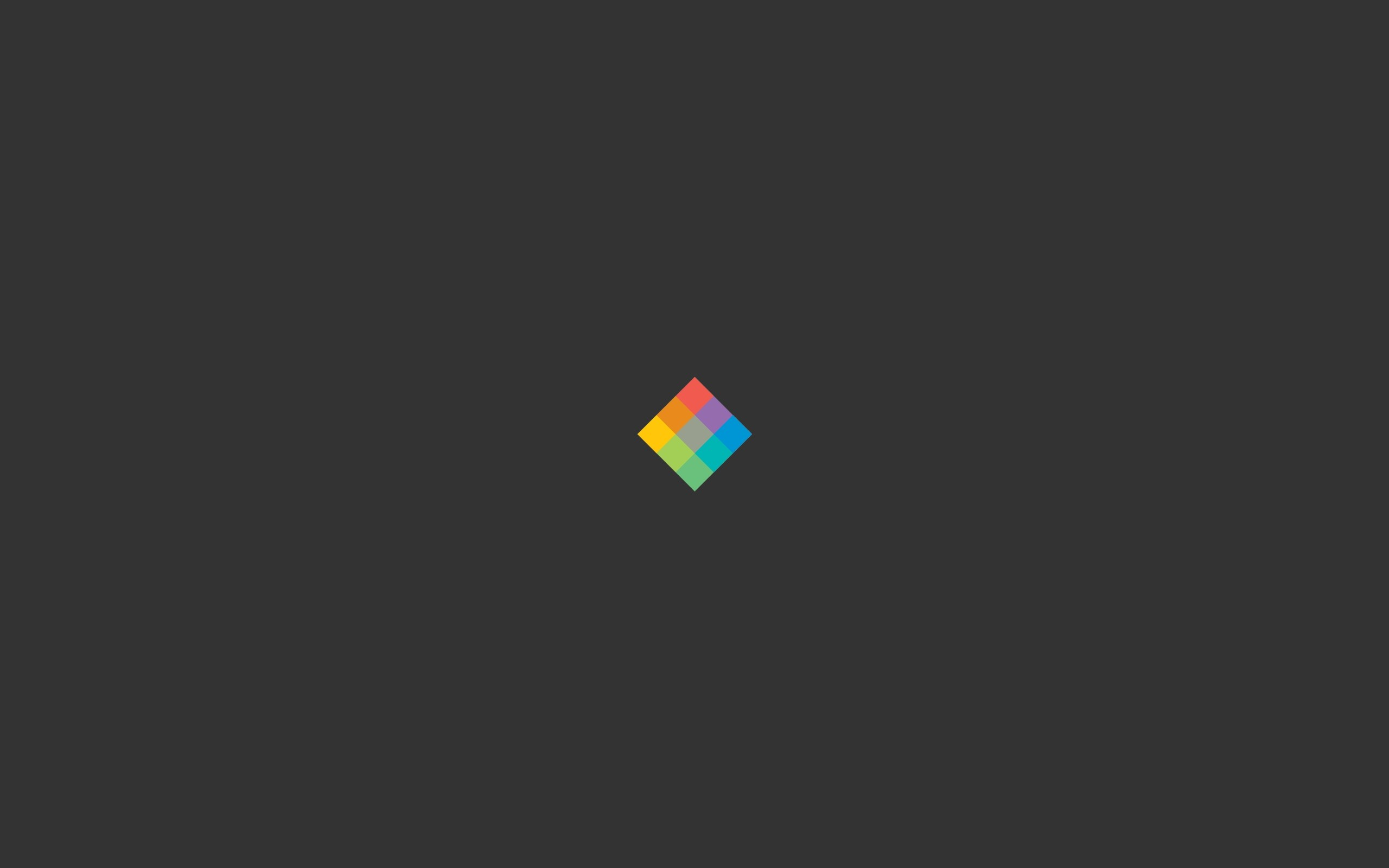 2560x1600 Download Wallpaper  Minimalist cube, Bright, Background .