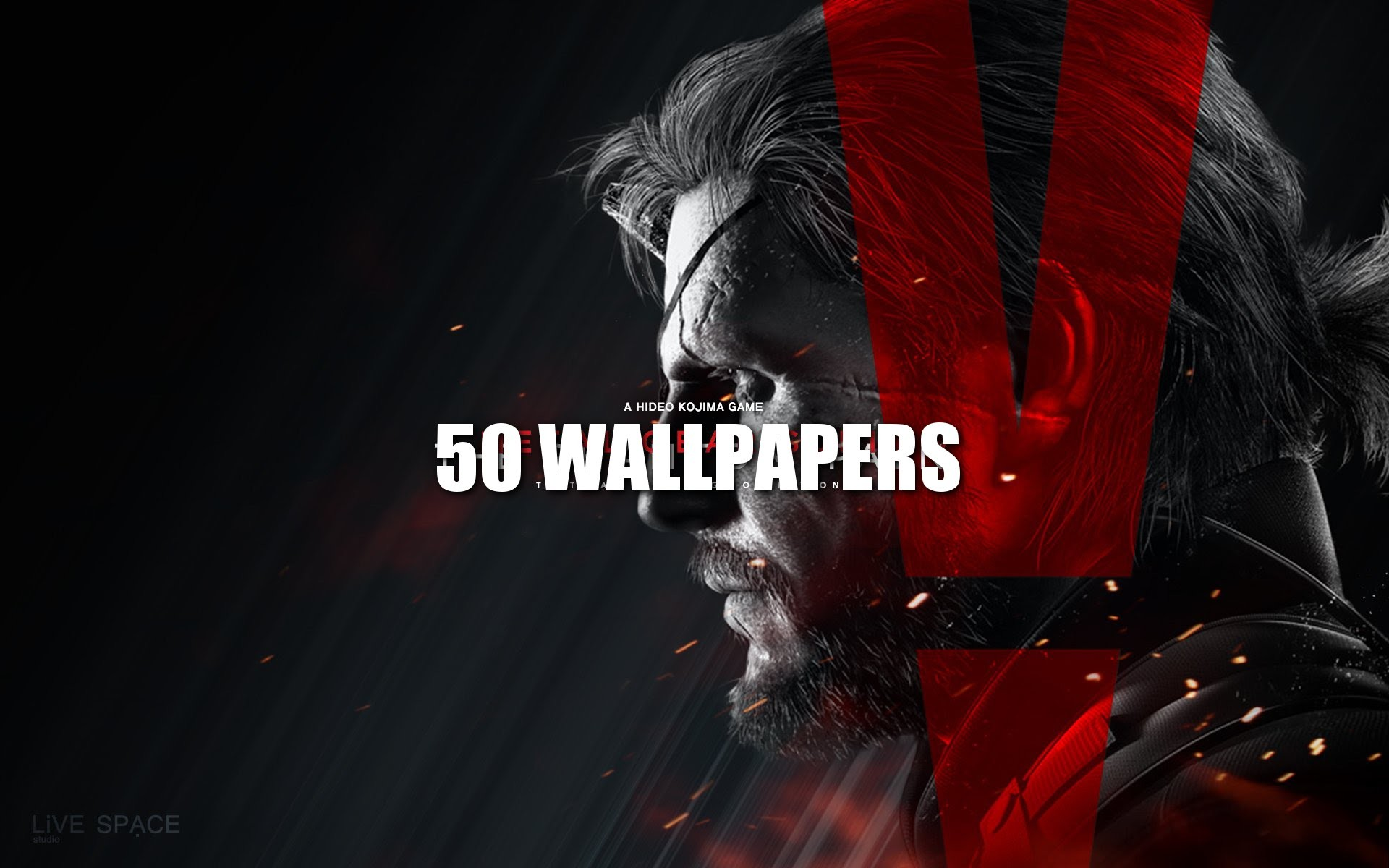1920x1200 Pack 50 Wallpapers de Metal Gear Solid |1080p|