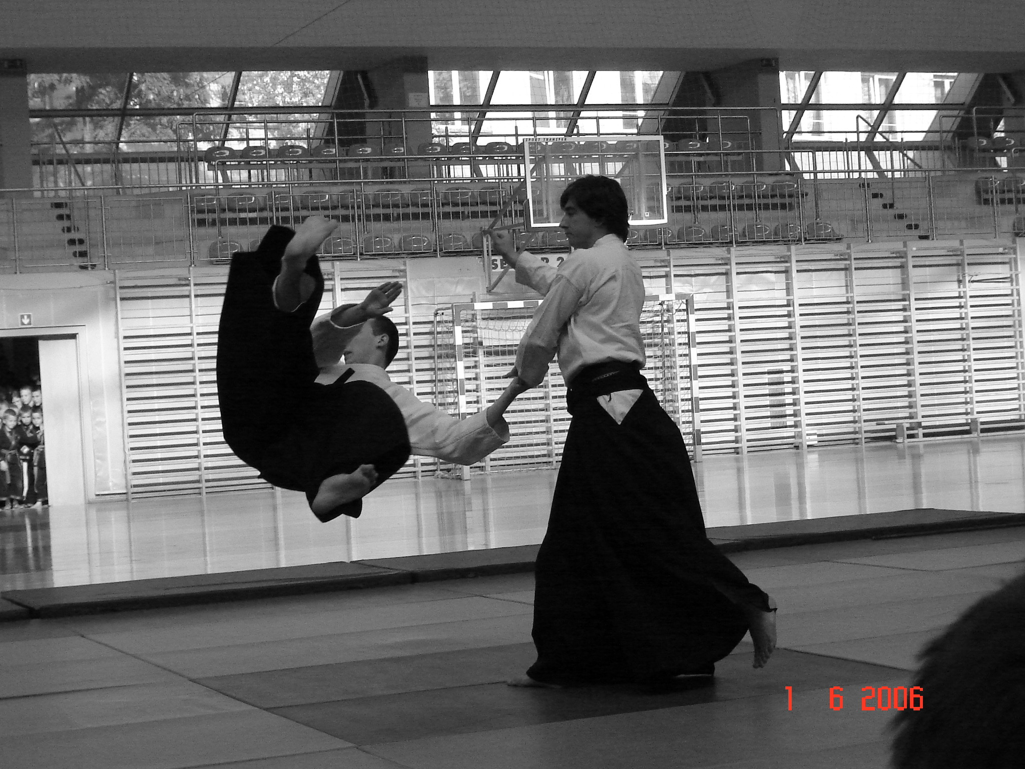 2048x1536 ... Martial arts - Aikido by ForAlion