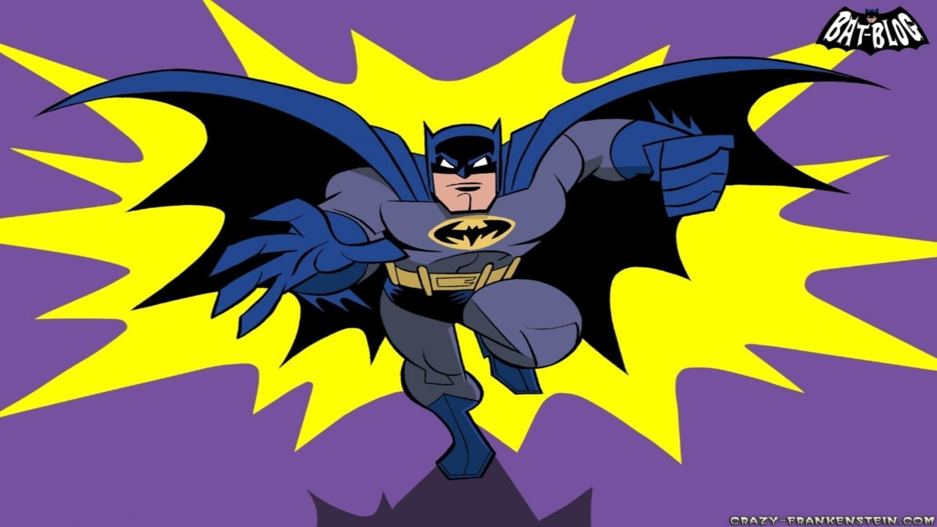 1920x1080 Batman arrives cartoon wallpapers free desktop background - free .