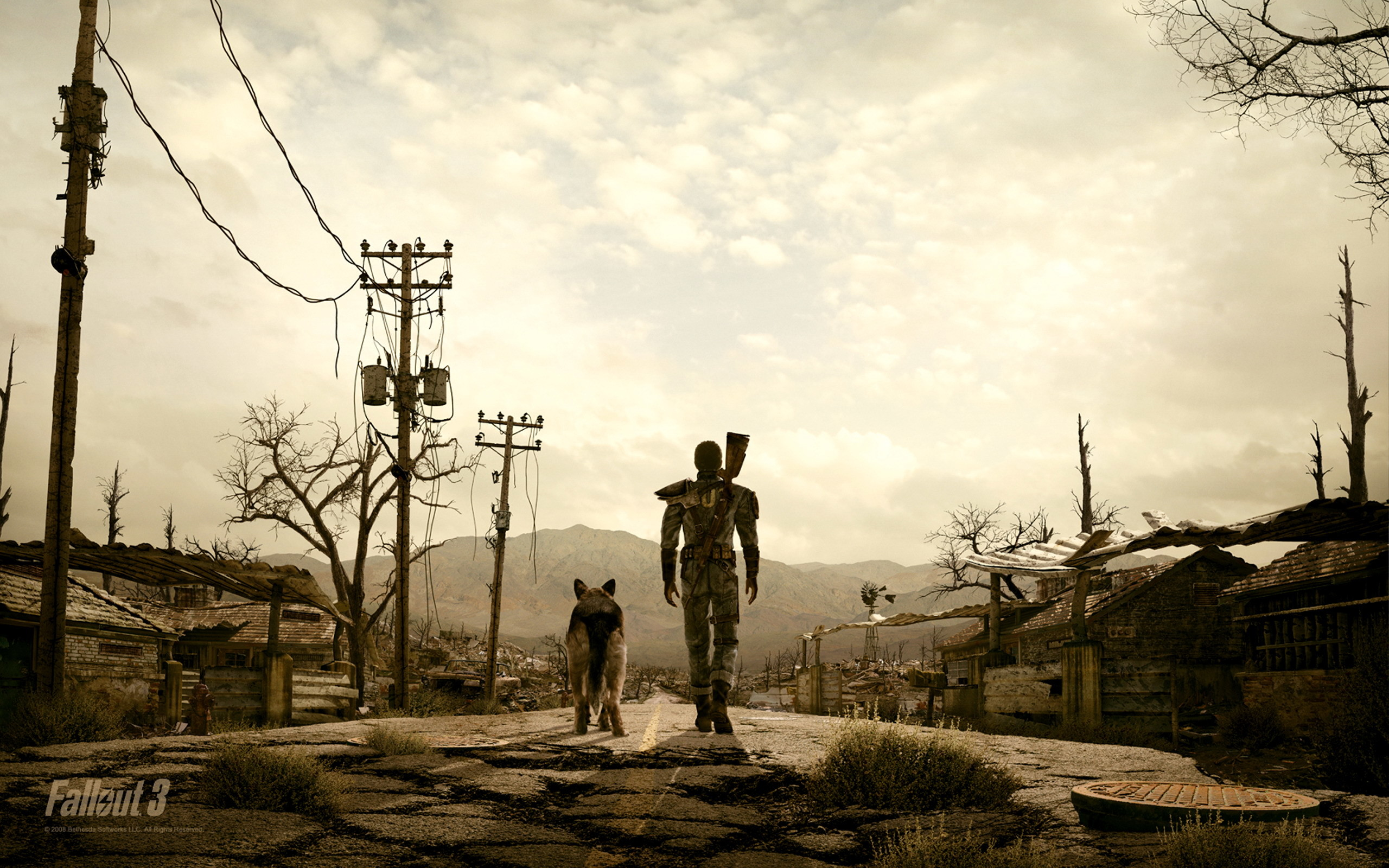 Fallout 3 Wallpaper Hd 81 Images