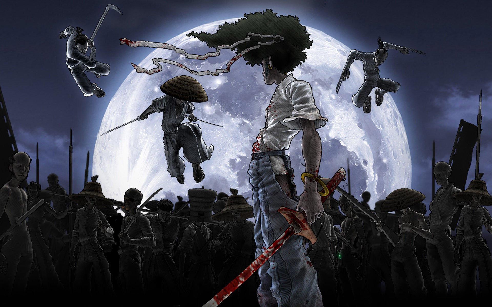 Afro Samurai Wallpapers (75+ images)