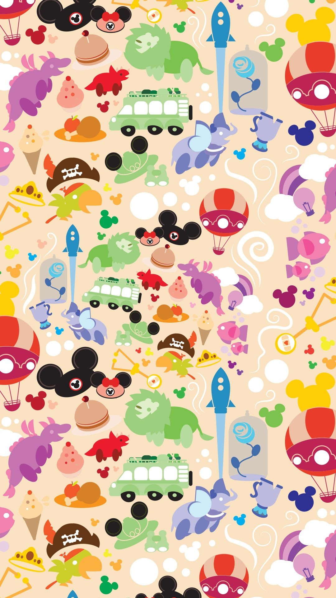 1080x1920 disney wallpaper - Google 검색