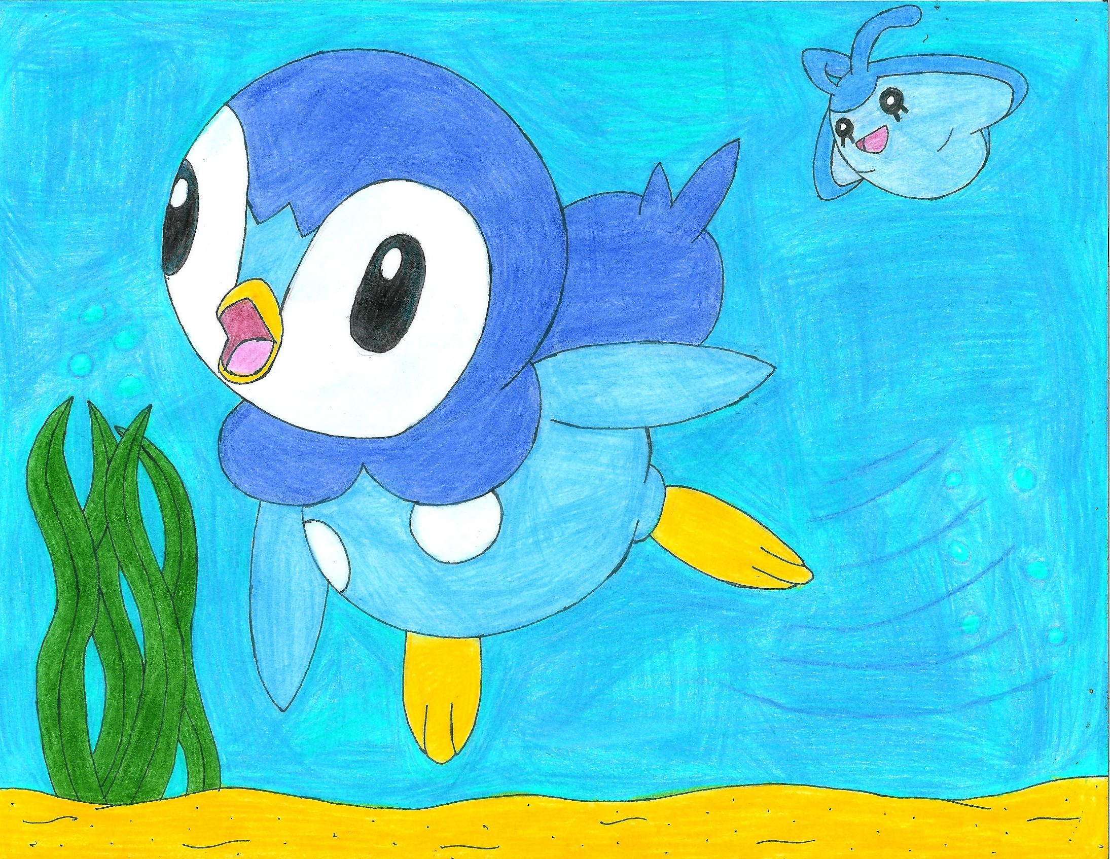 Piplup Iphone Wallpaper
