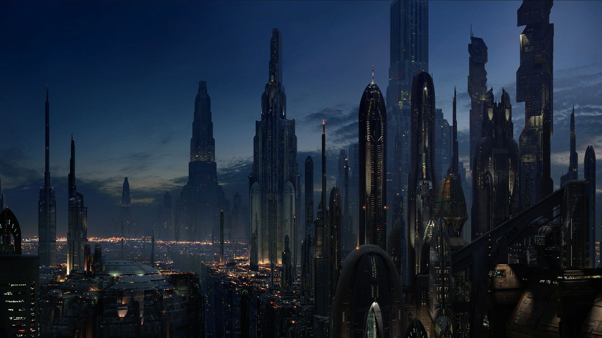 1920x1080 Great Star Wars Coruscant Wallpaper Free Download Wallpapers - Download  Free Cool Wallpapers for PC Download
