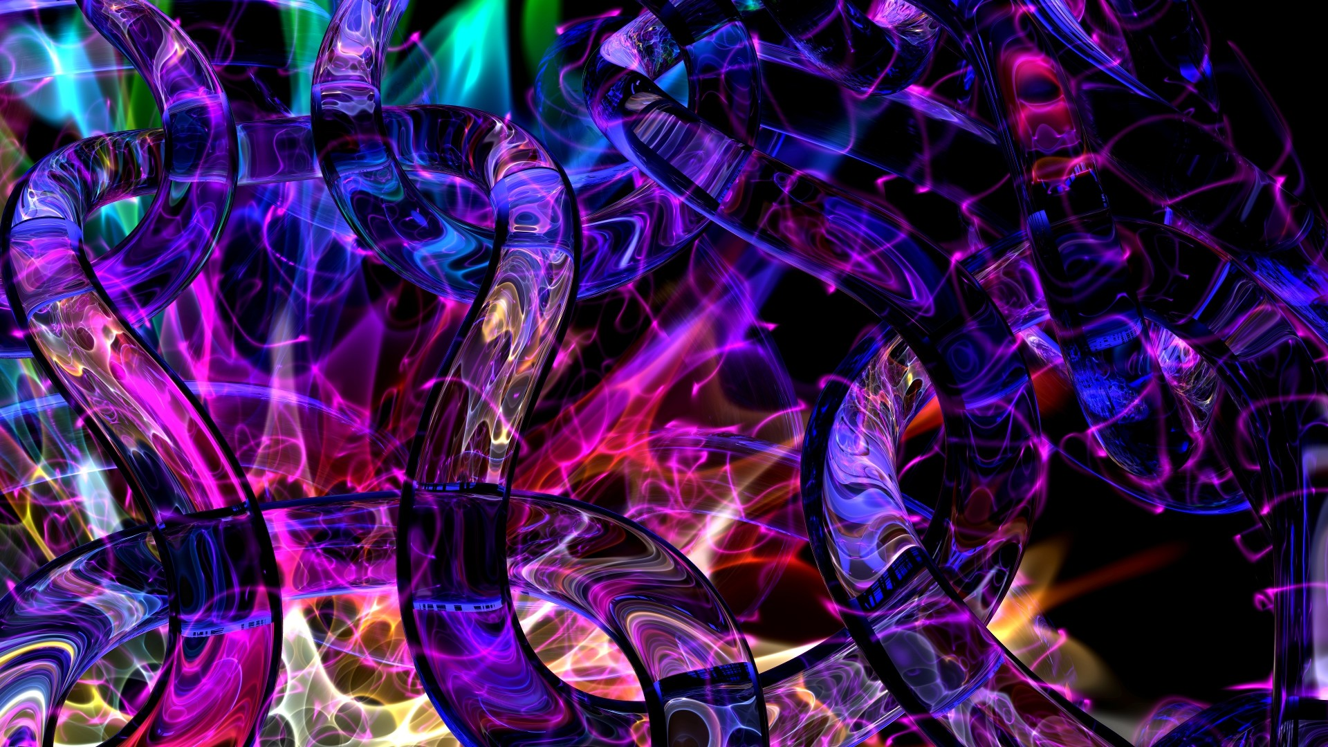 Trippy 3D Wallpapers 65 Images