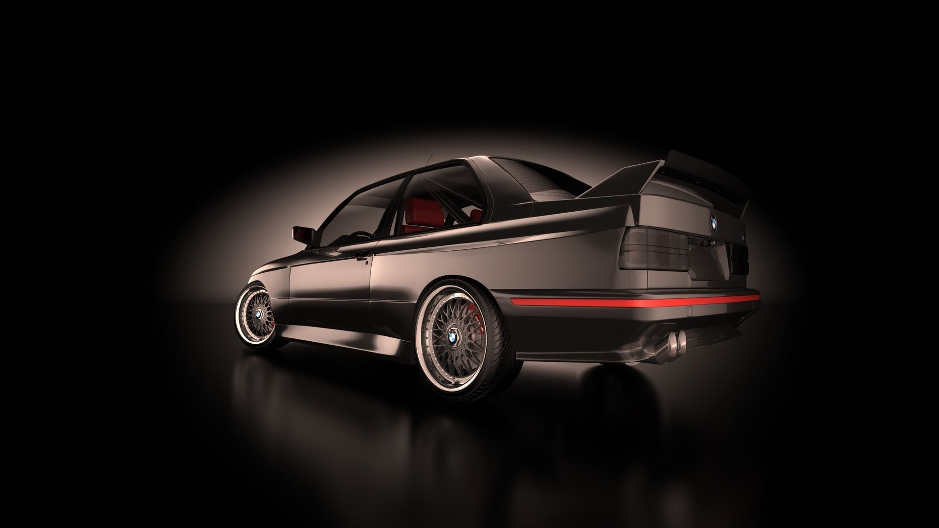 1920x1080 Bmw E30 Wallpapers HD.
