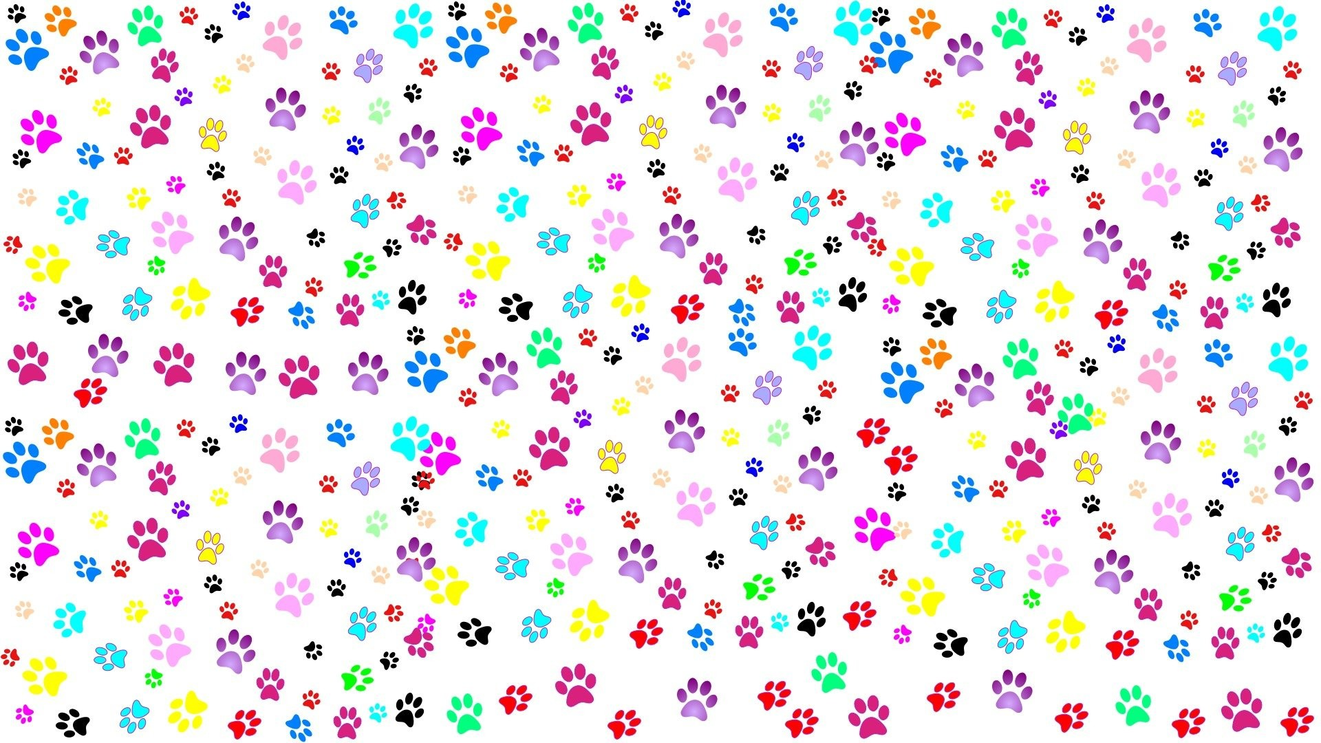 Paw Print Wallpaper (34+ images)