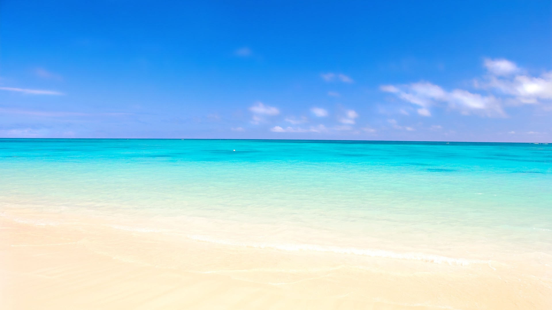 1920x1080 Ocean Sand Background