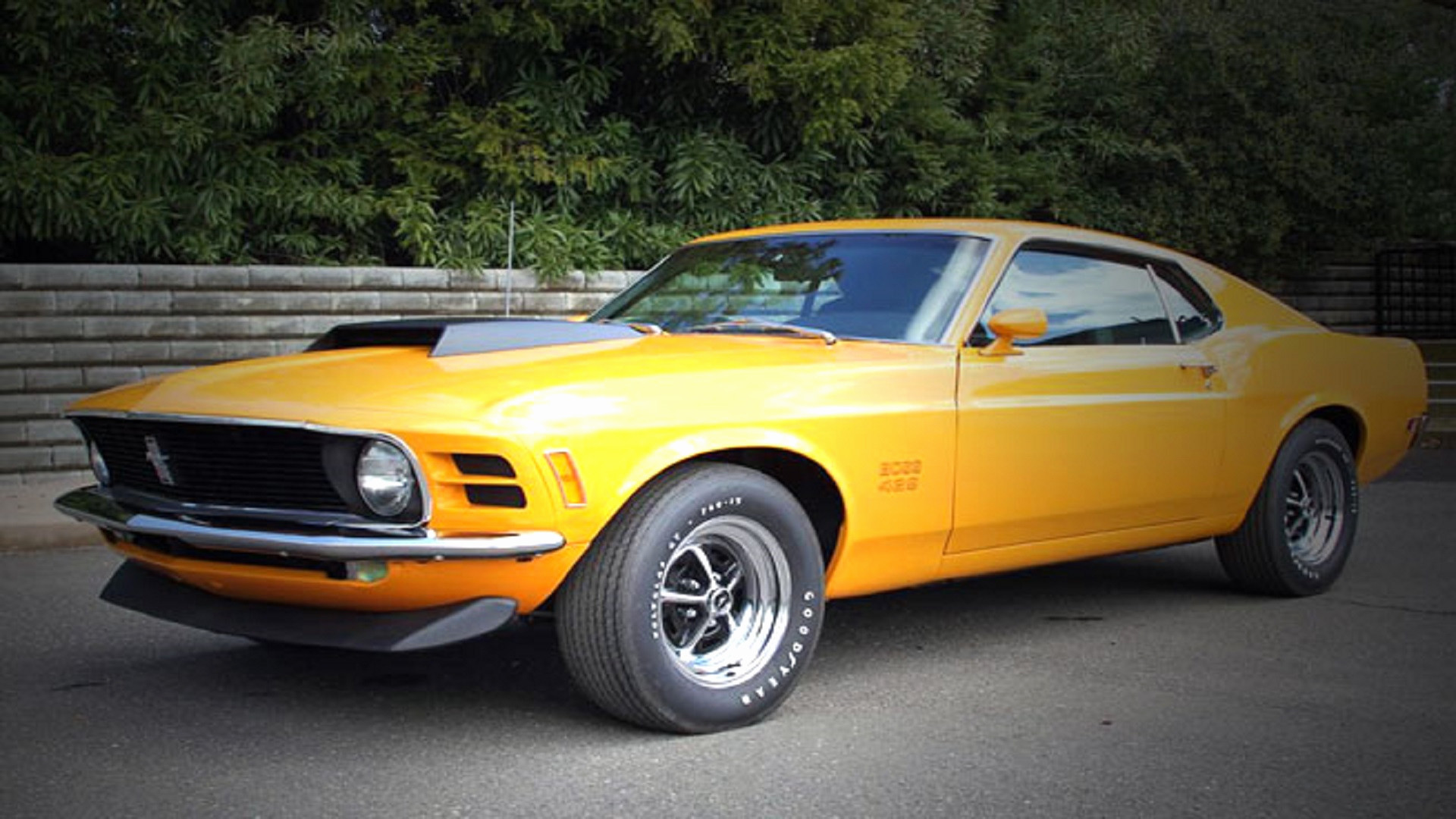 Cool Muscle Car Wallpapers Full Hd: American Muscle Car Wallpaper (66+ Images