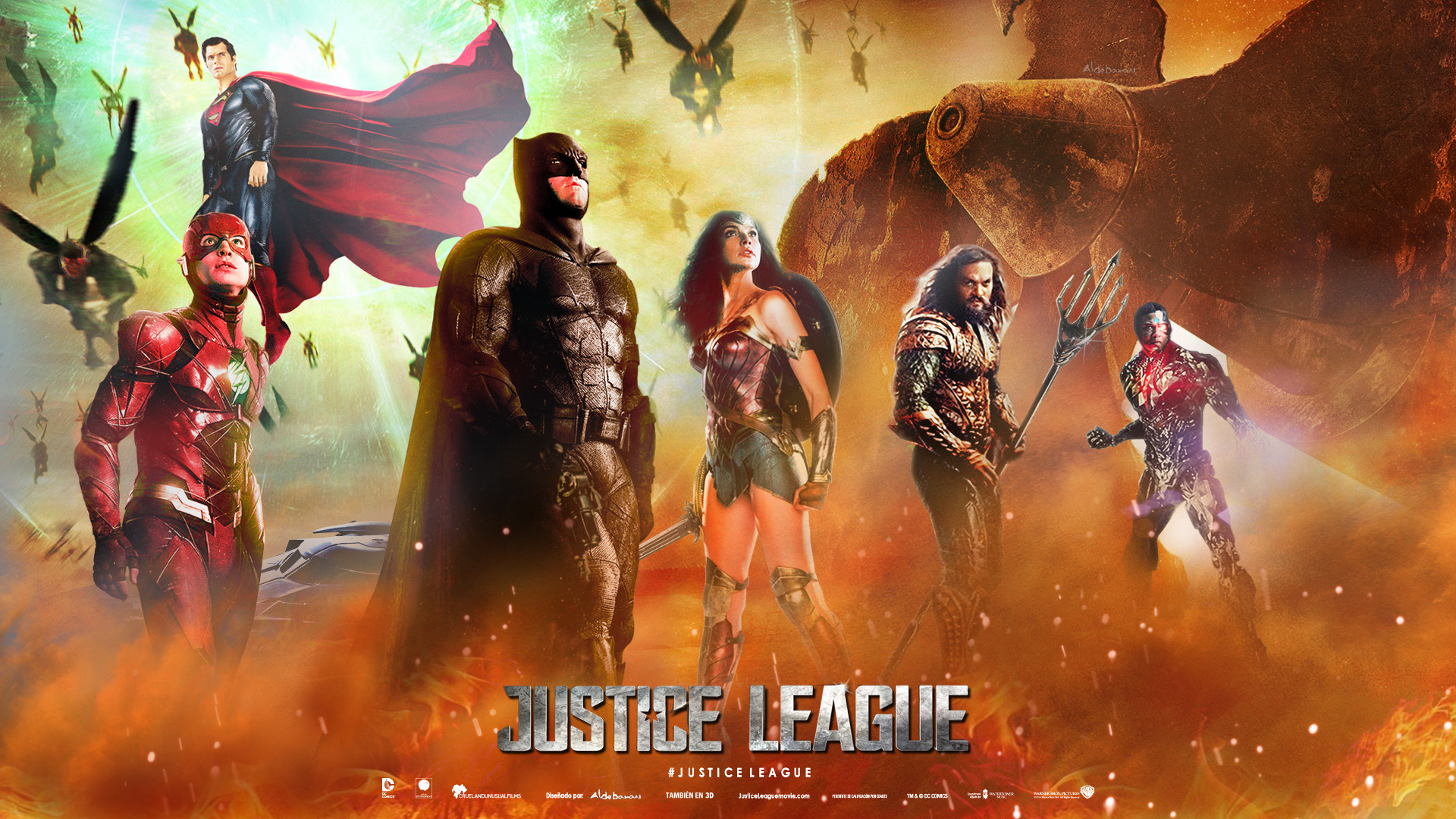 1920x1080 Justice League Movie Wallpaper by SaintAldebaran Justice League Movie  Wallpaper by SaintAldebaran