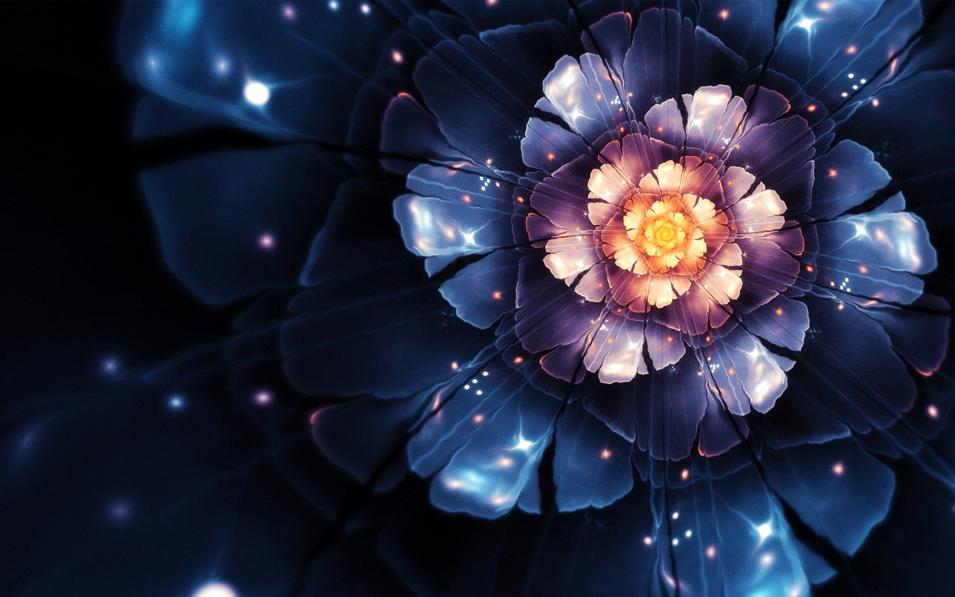 1920x1200 ... beautiful 3d flowers wallpapers on wallpaperget com ...