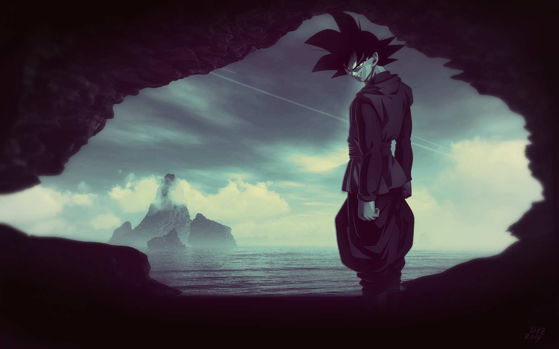 890260 free download goku backgrounds 1920x1200 mobile