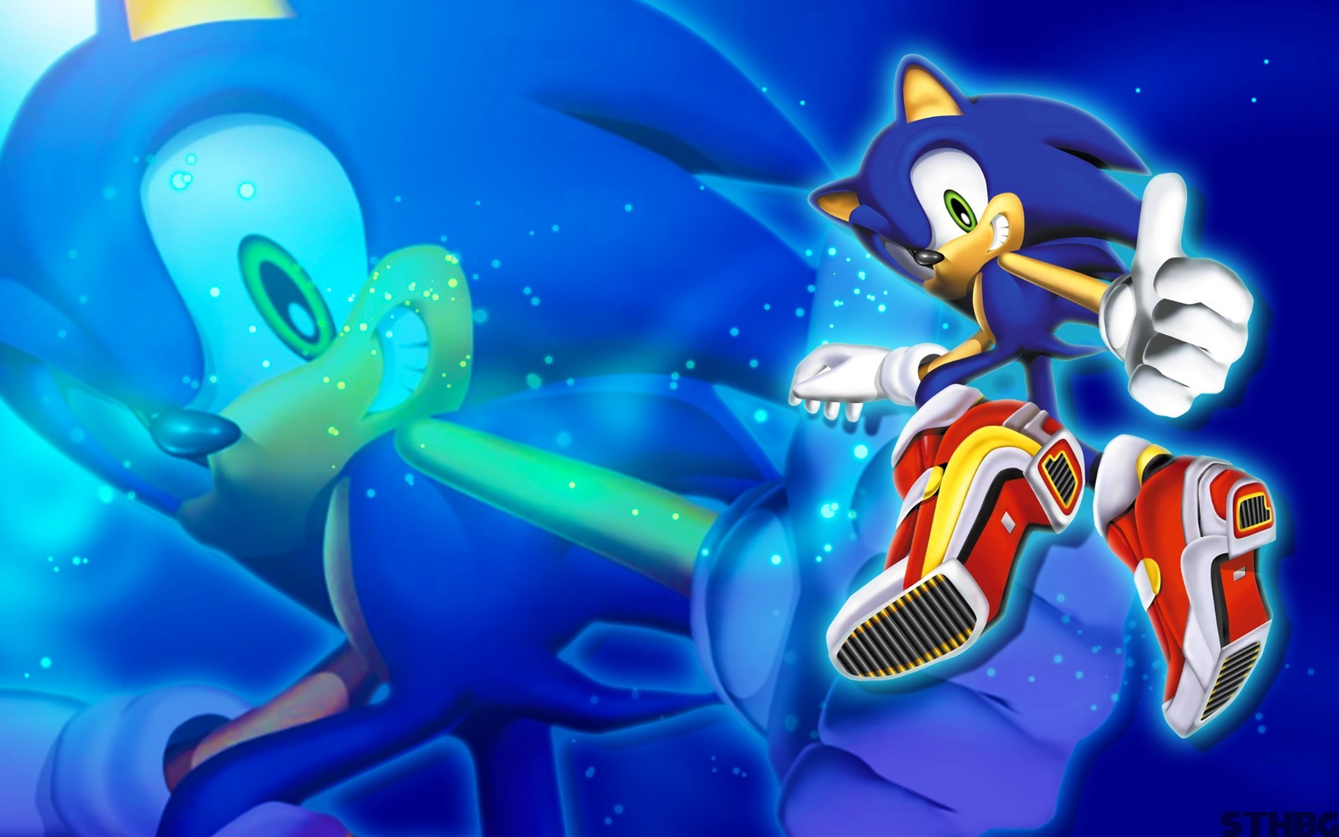 1920x1200 Video Game - Sonic Adventure 2 Sonic the Hedgehog Wallpaper
