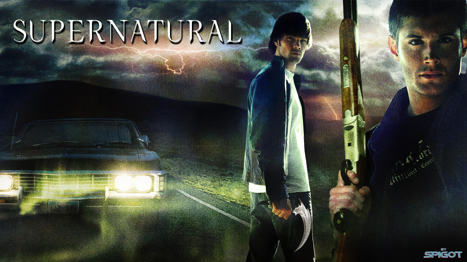 1920x1080 Supernatural Wallpapers. Advertisements