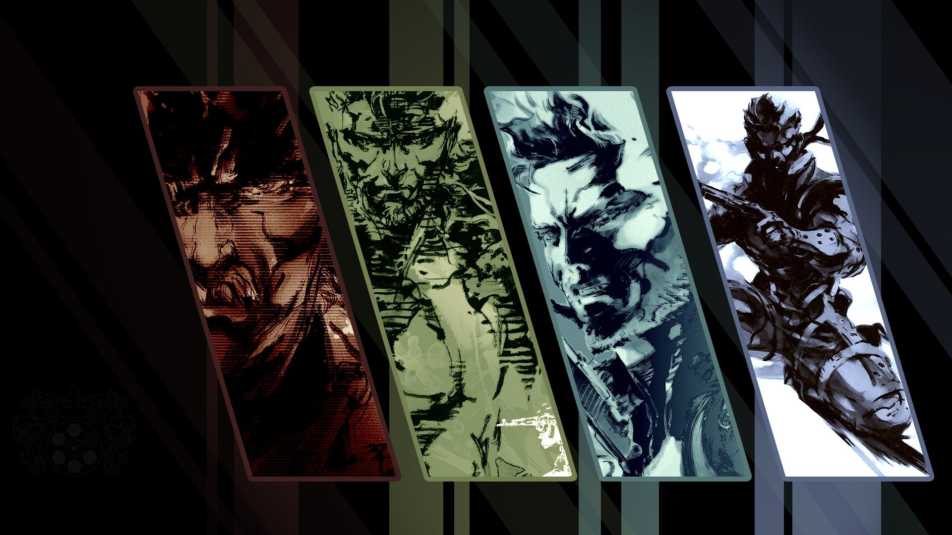 1920x1080 Another of my favourite MGS Wallpapers ...