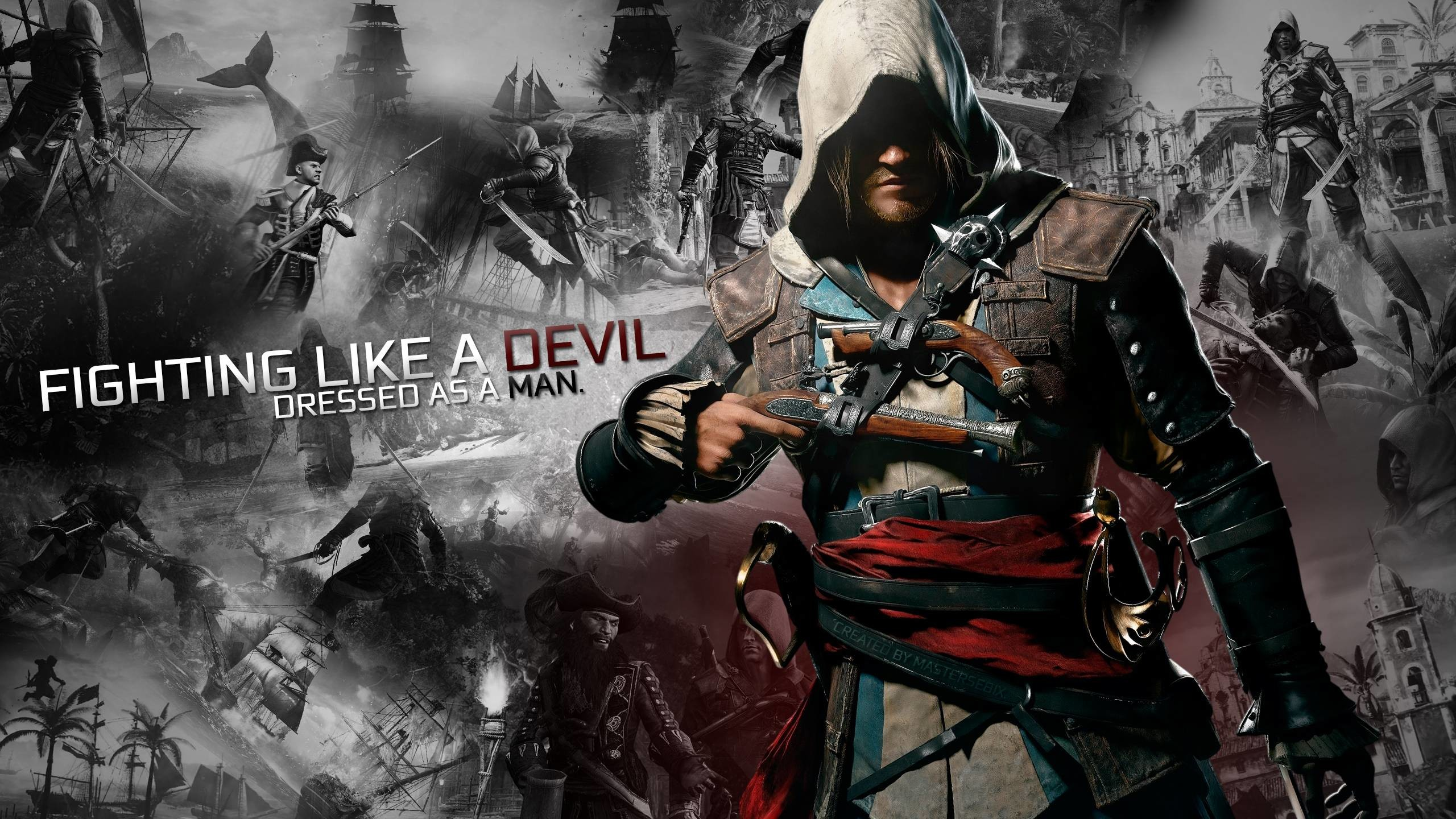 2560x1440 Assassins Creed 2 HD Wallpapers and Backgrounds | Adorable Wallpapers |  Pinterest | Assassins creed and Wallpaper