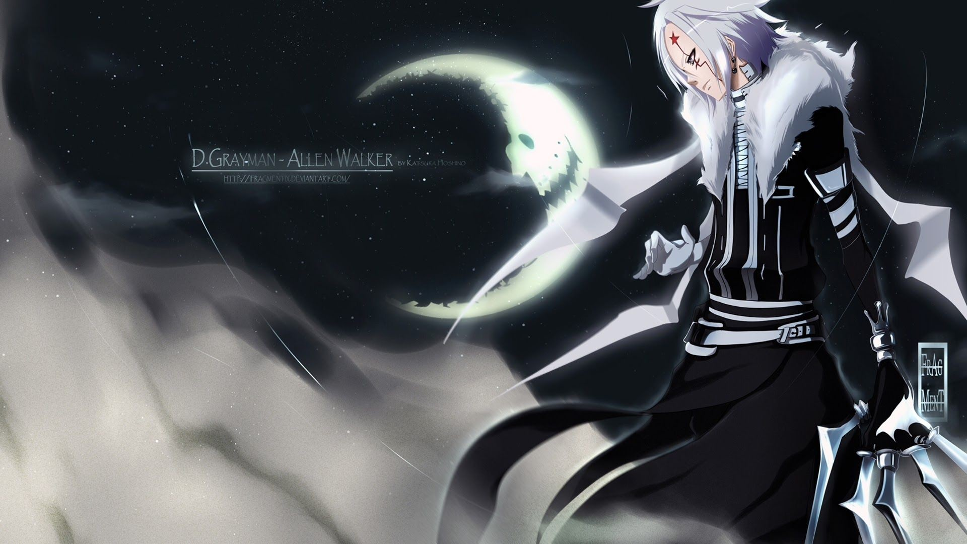 1920x1080 D Gray Man Wallpapers | HD Wallpapers | Pinterest | Hd wallpaper and .