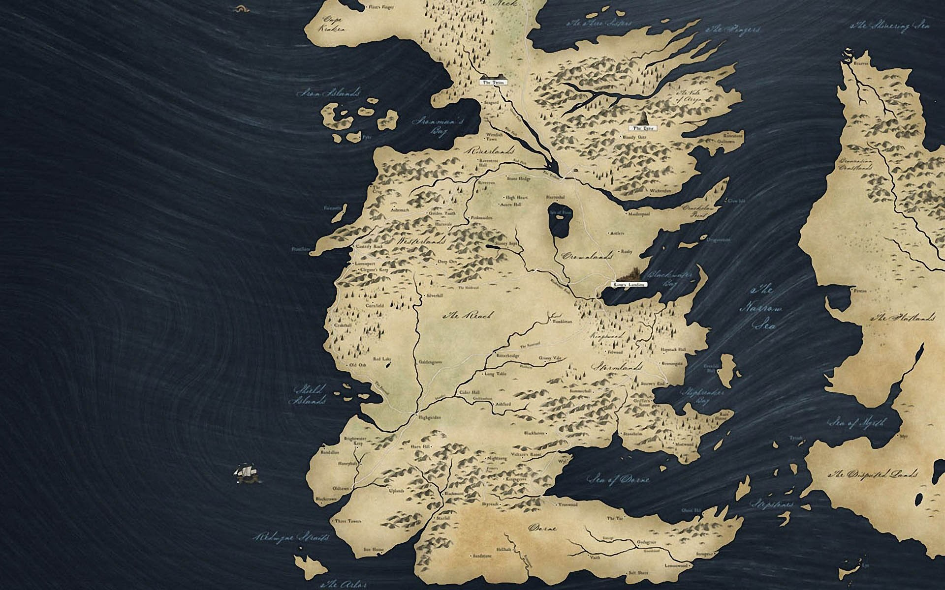Game Of Thrones Map Wallpaper 56 Images
