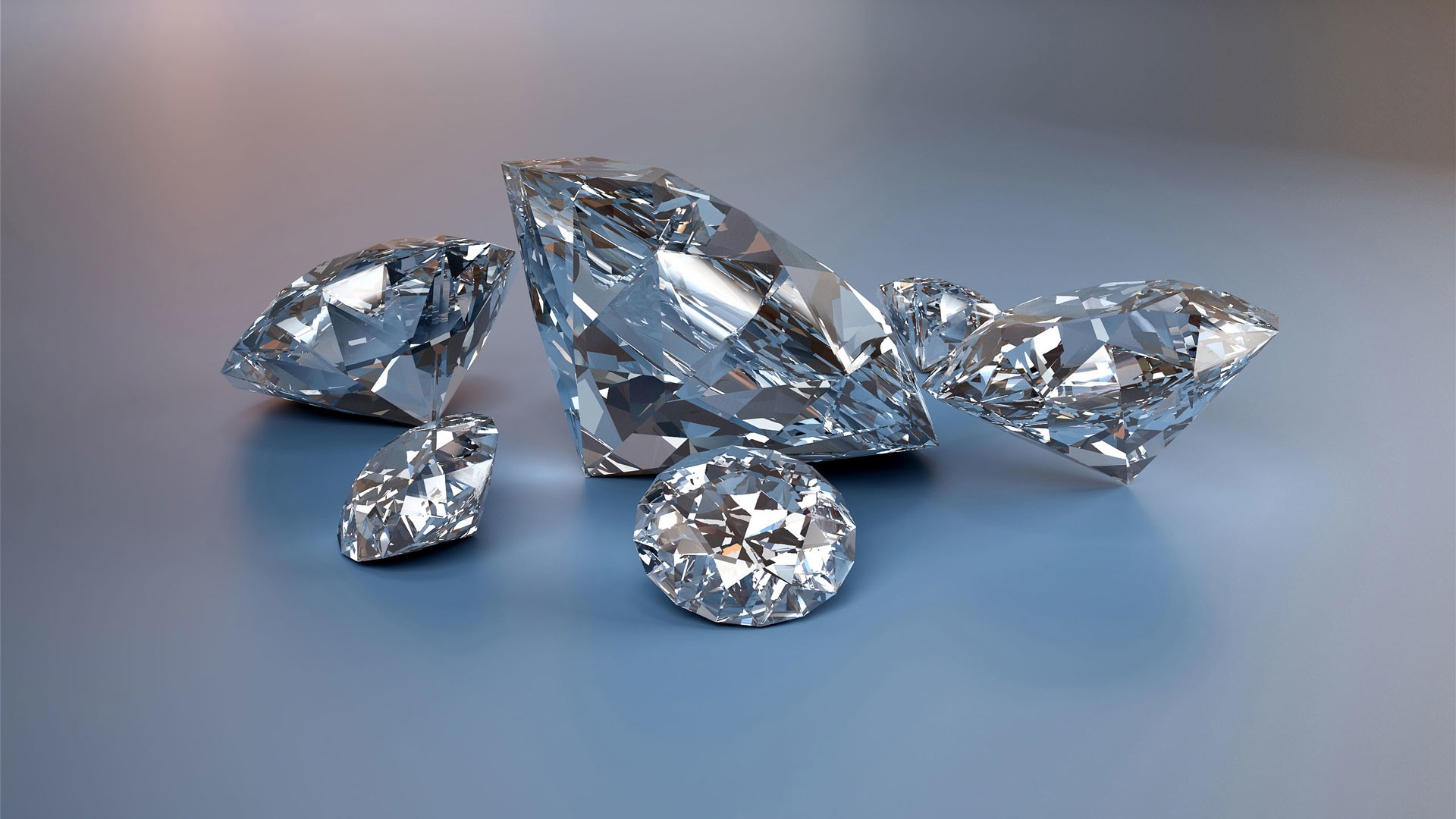 1920x1080 Diamonds HD Wallpaper