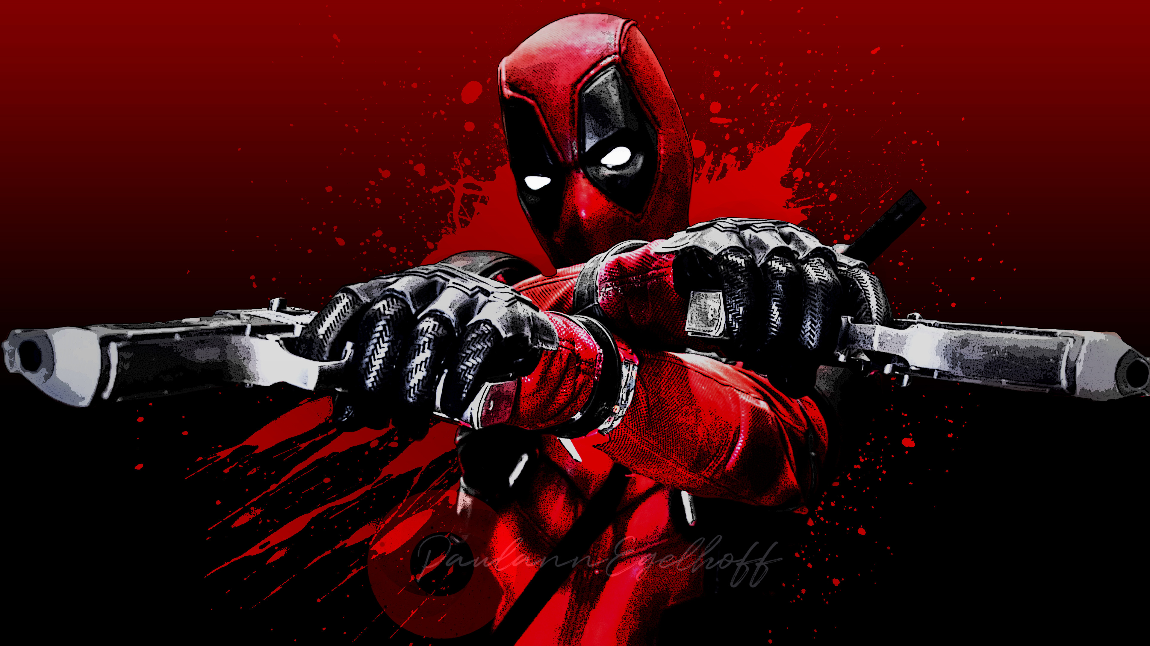 Deadpool Wallpapers 1366x768 79 Images