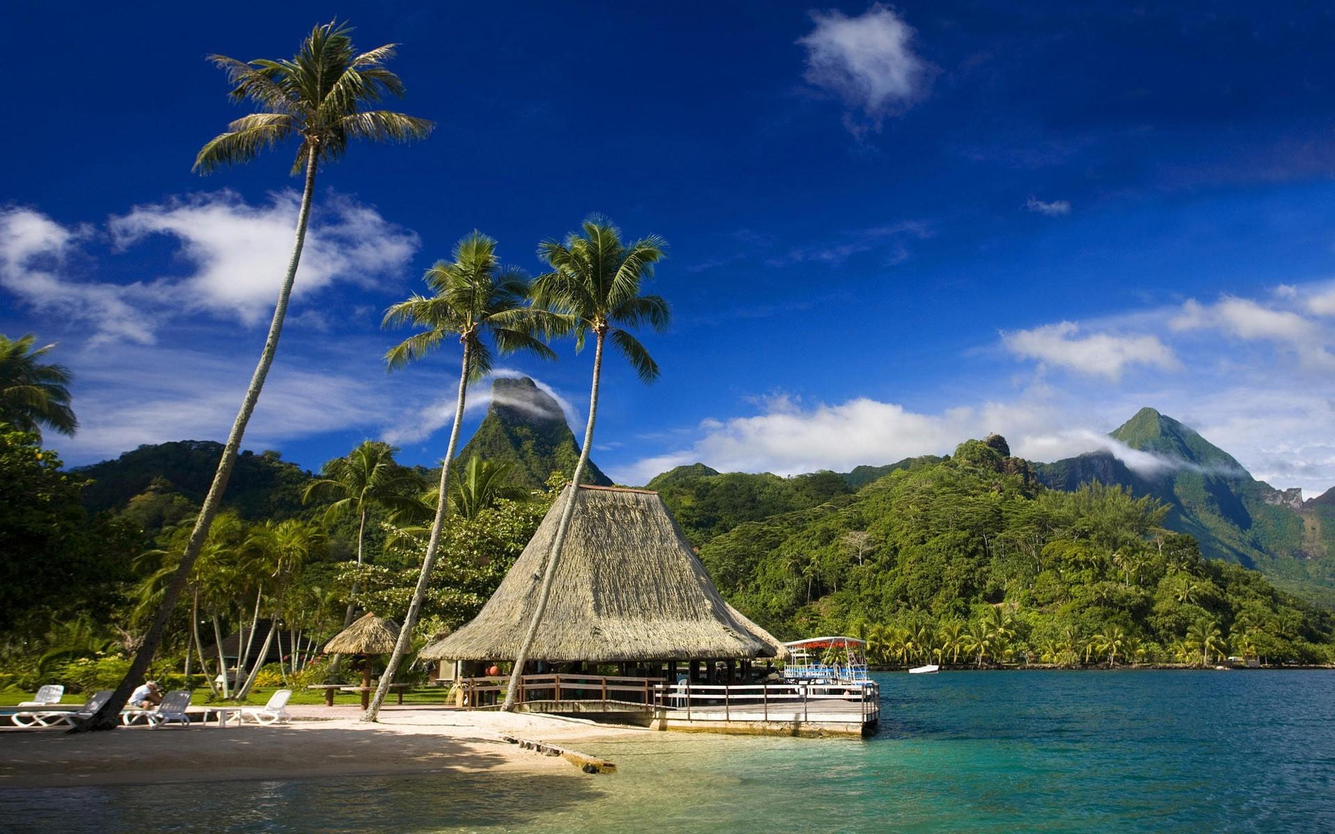 1920x1200 Hawaii Islands Beaches